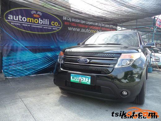 Ford Explorer 2013 - 6