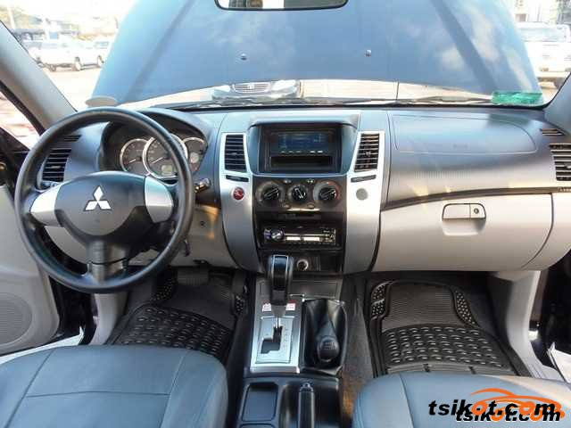 Mitsubishi Montero 2009 - 1