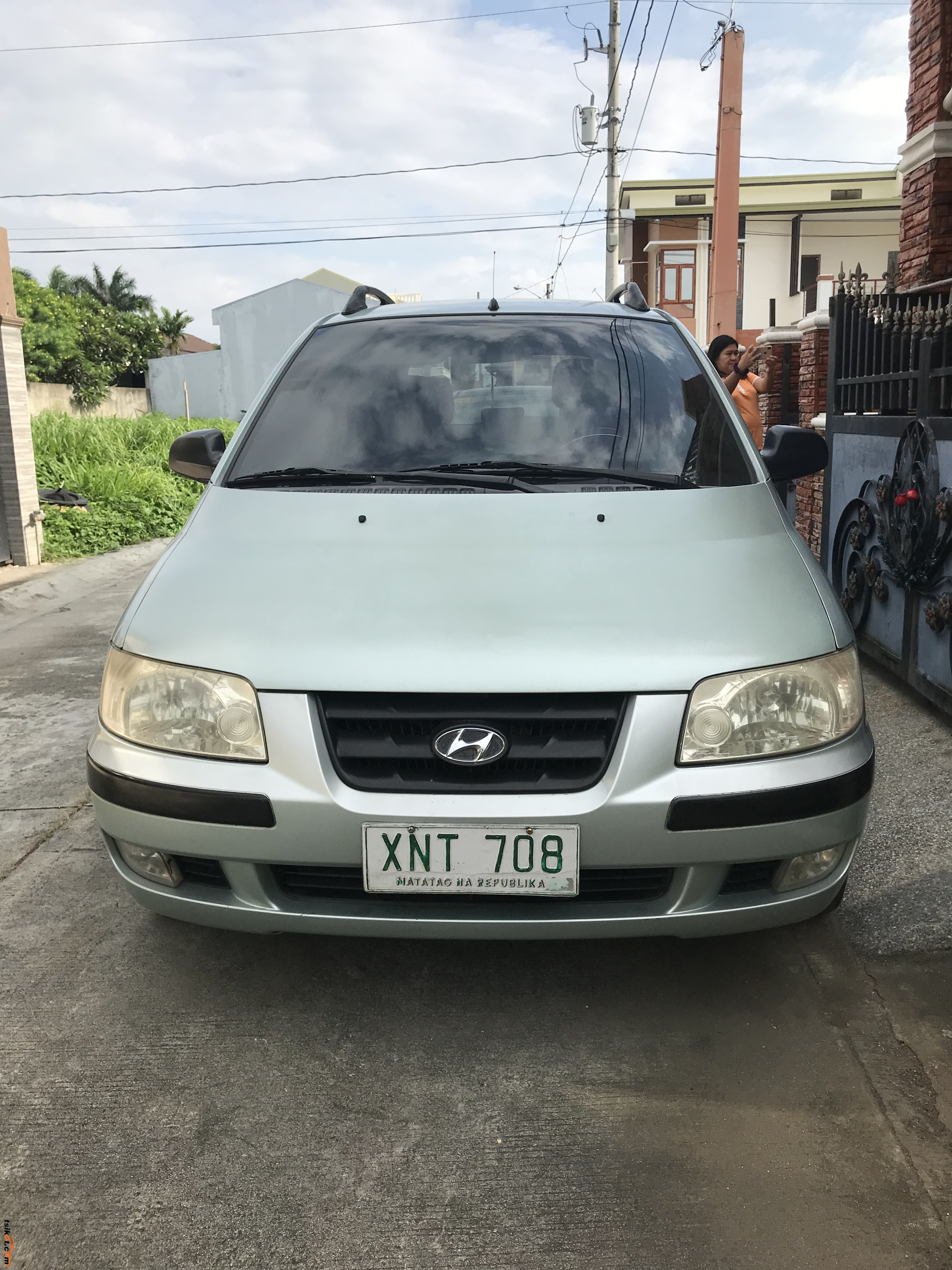 Hyundai Matrix 2003 - 3
