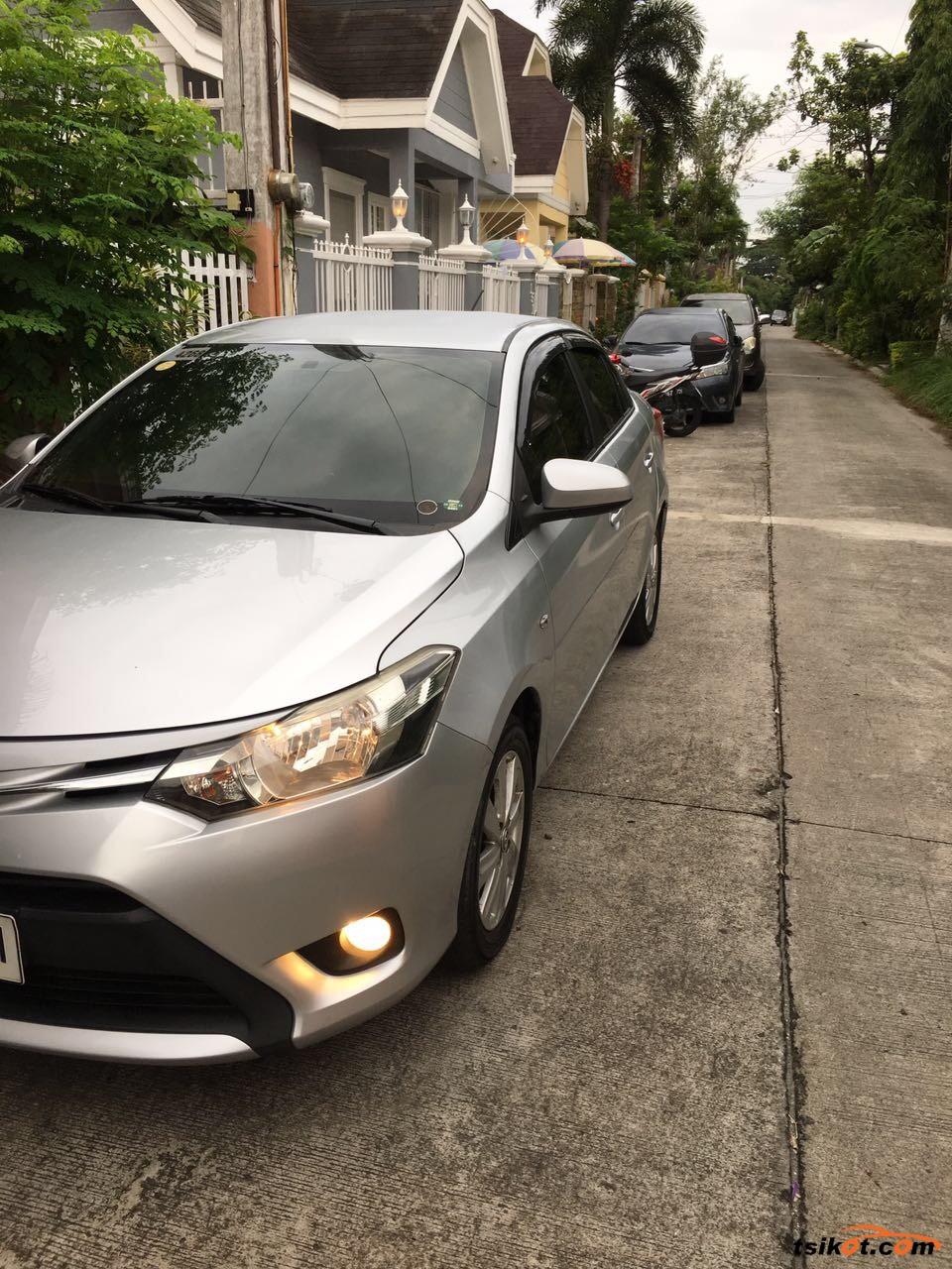 Toyota Vios 2014 - 9