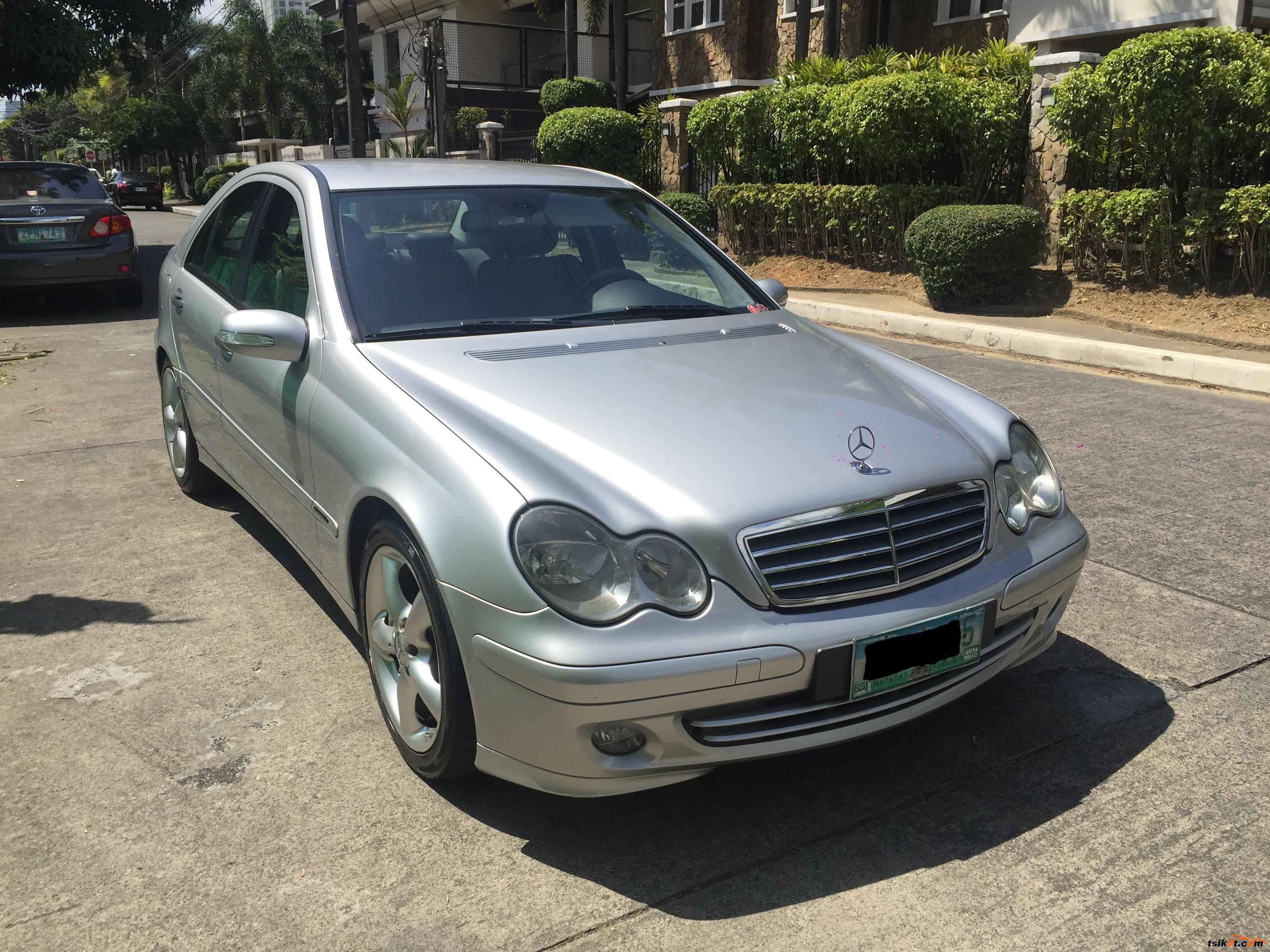 Mercedes-Benz 180 2005 - 4