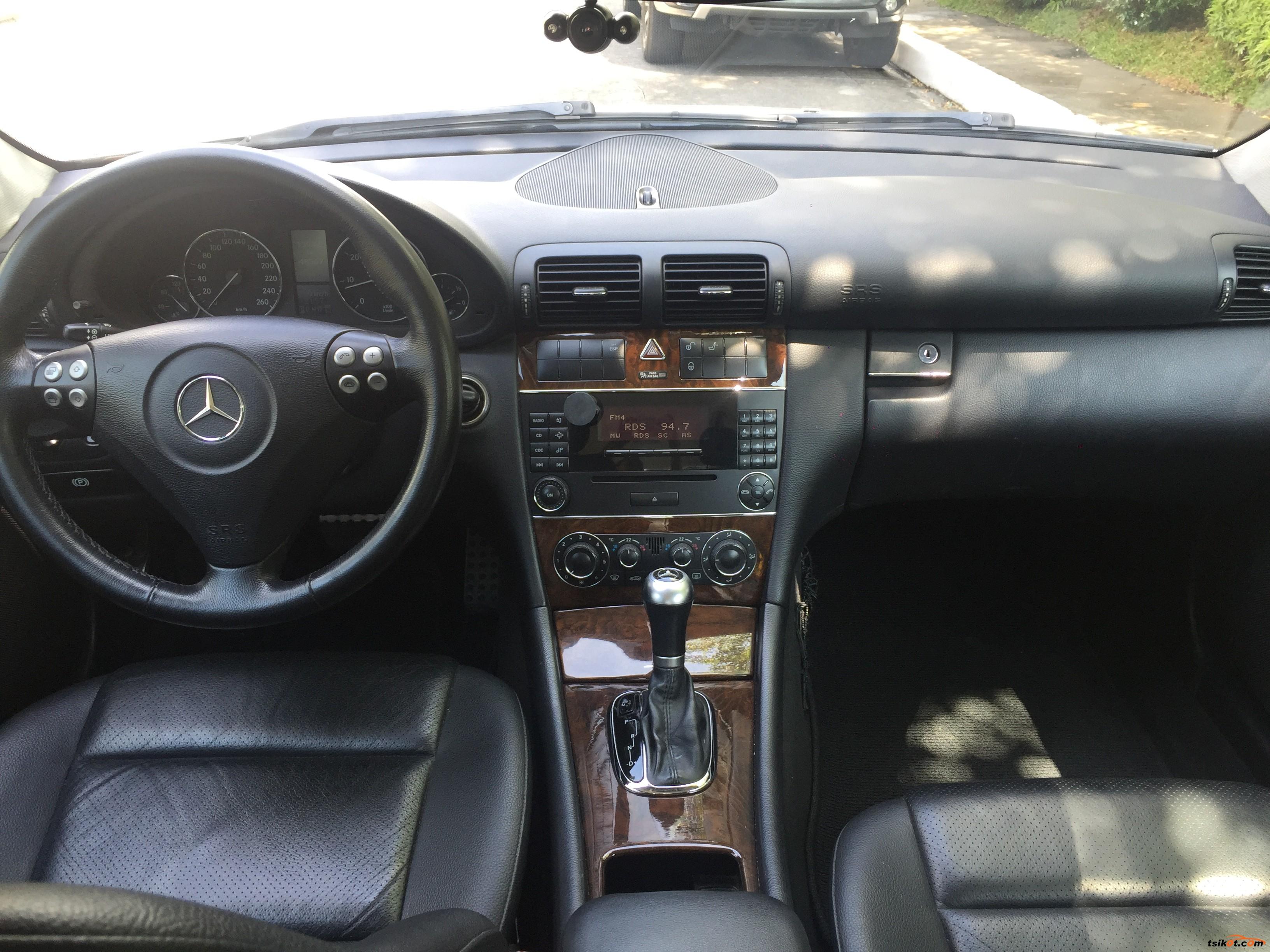 Mercedes-Benz 180 2005 - 6