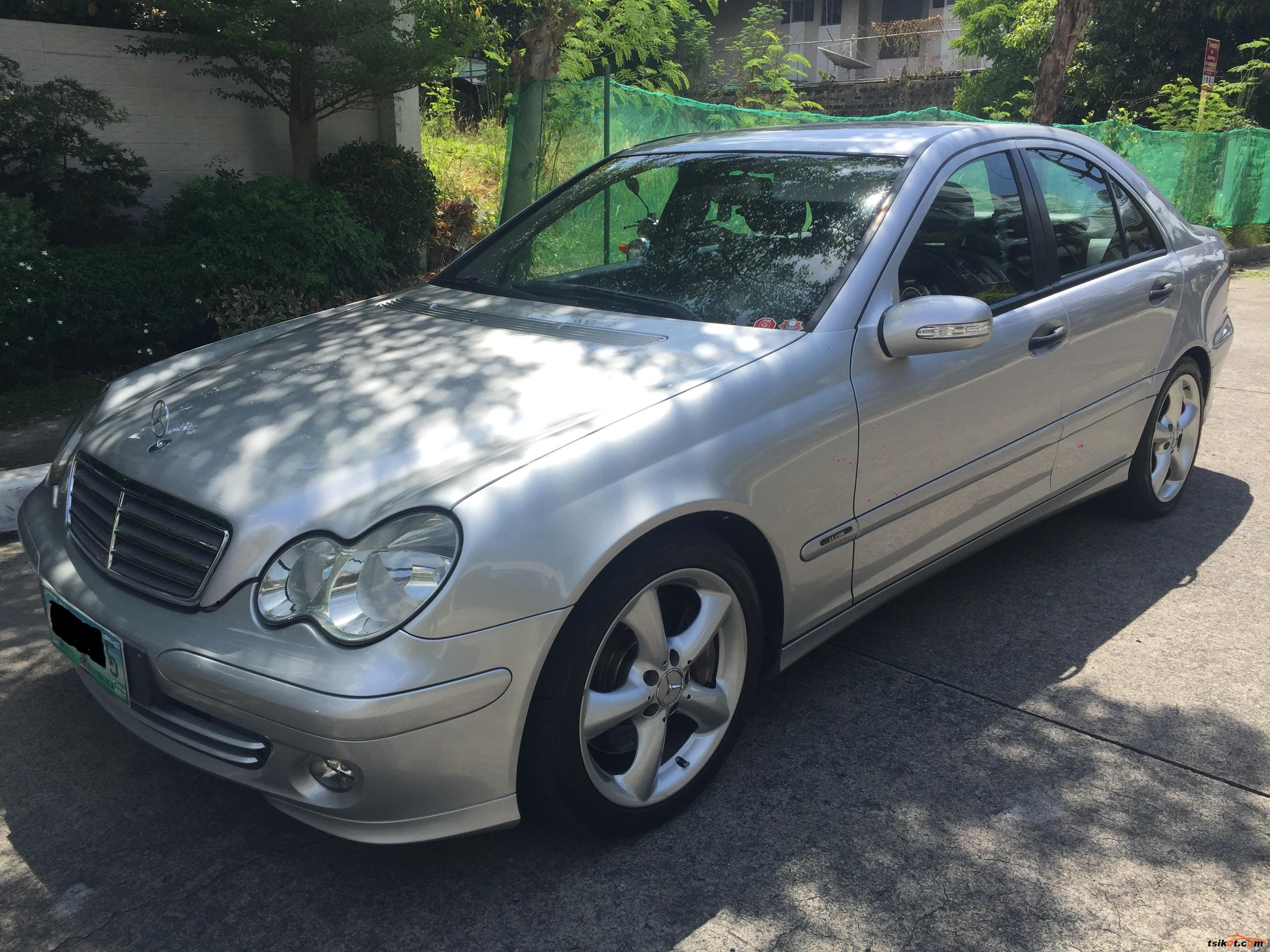 Mercedes-Benz 180 2005 - 8