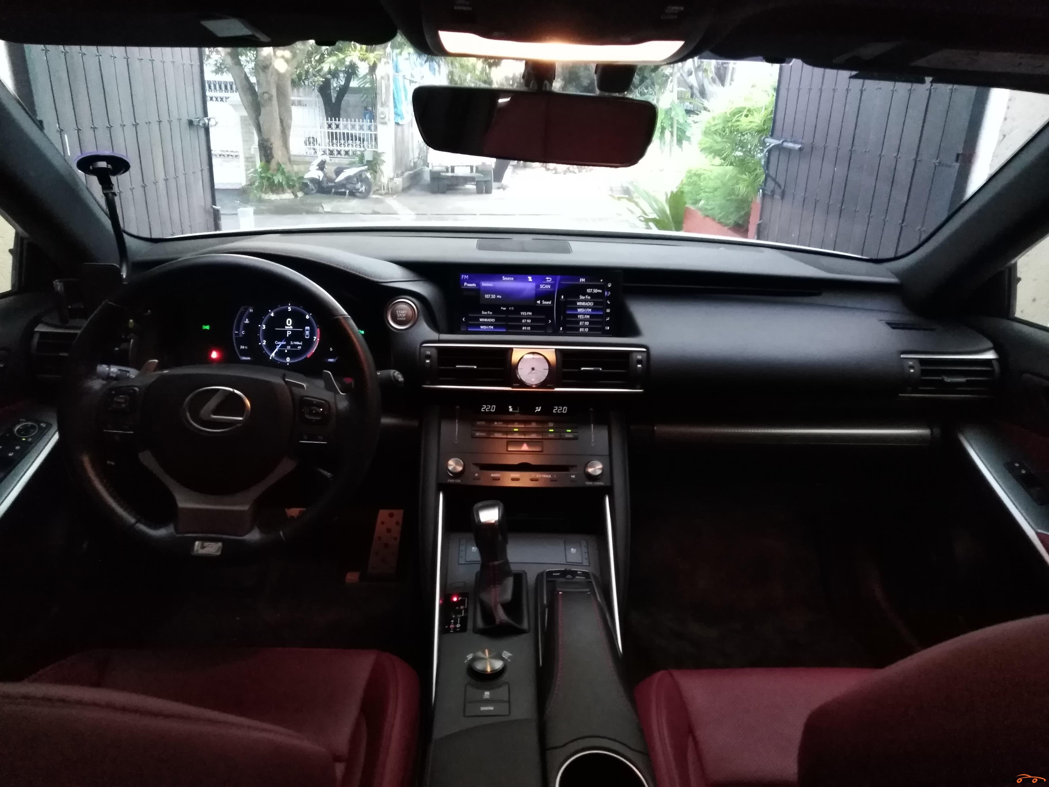 Lexus Is 2017 - 4