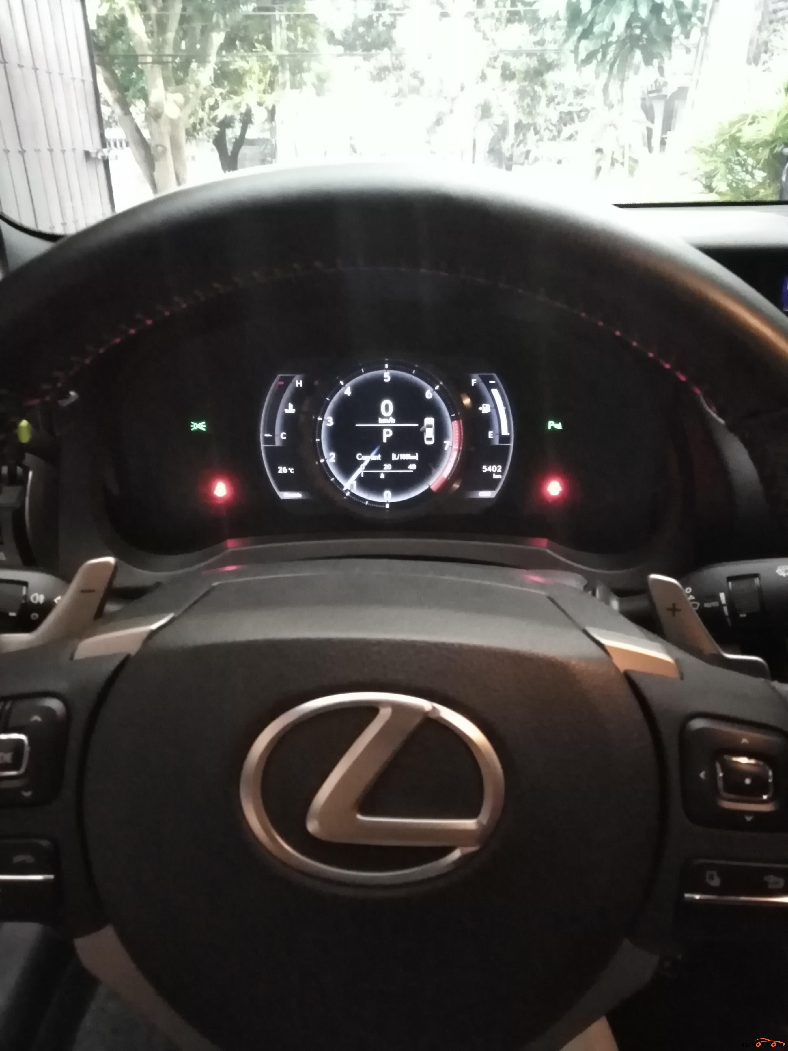 Lexus Is 2017 - 6