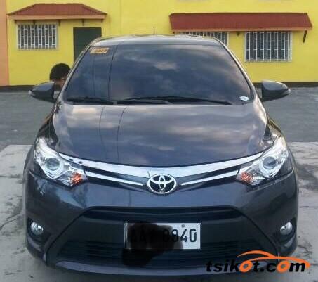 Toyota Vios 2014 - 2