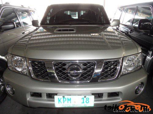 Nissan Patrol 2008 - 1
