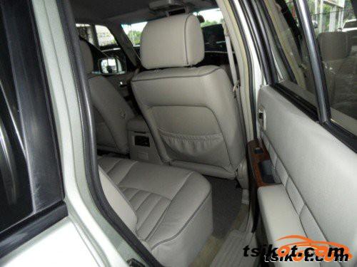 Nissan Patrol 2008 - 2