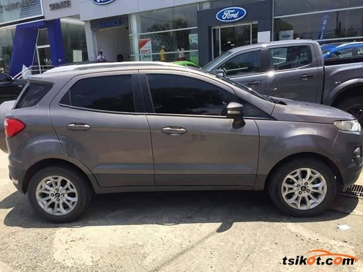 Ford Ecosport 2014 - 4