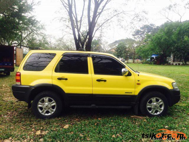 Ford Escape 2003 - 5