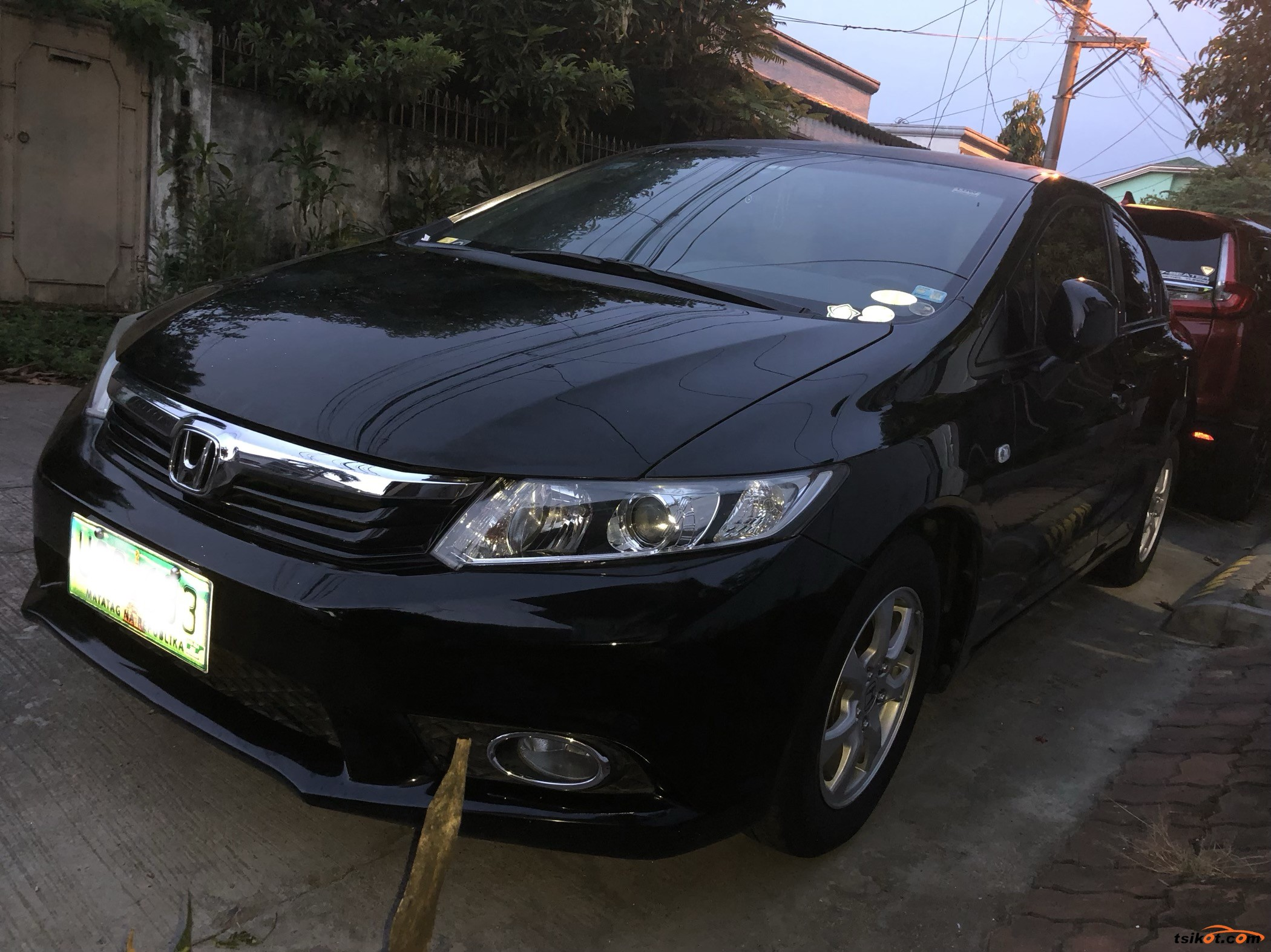 Honda Civic 2013 - 1