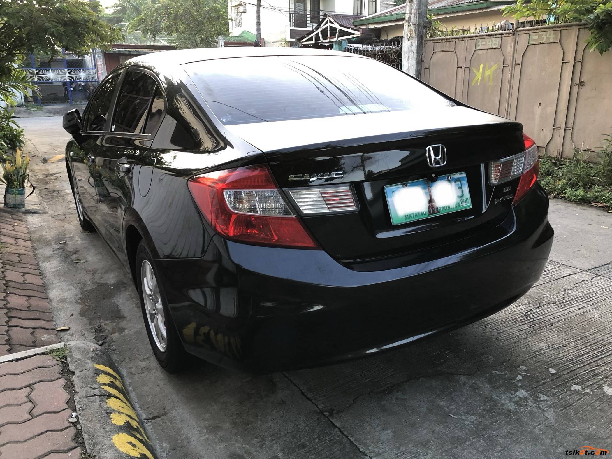 Honda Civic 2013 - 4