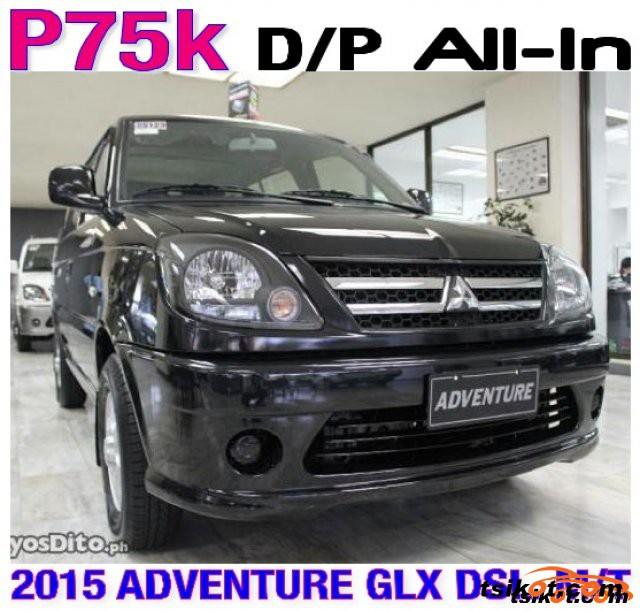 Mitsubishi Adventure 2015 - 4