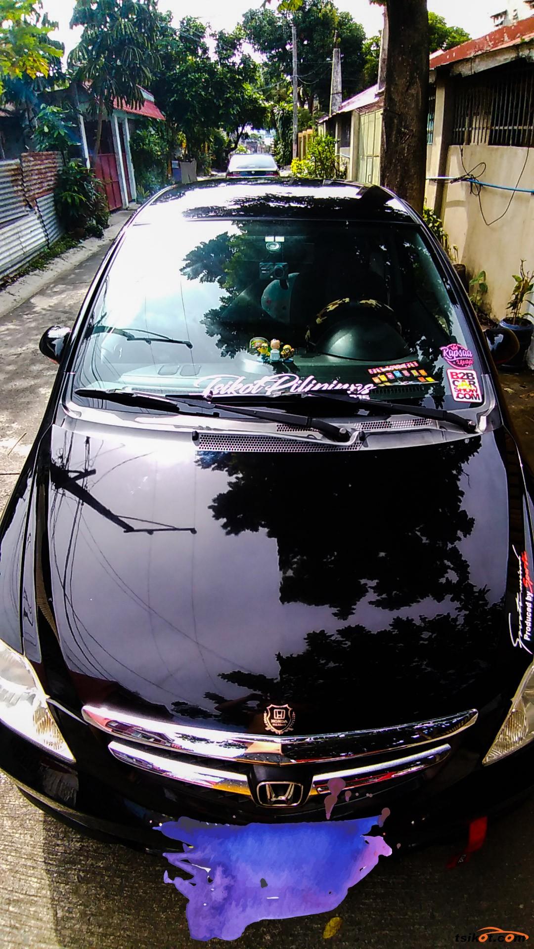 Honda City 2008 - 4