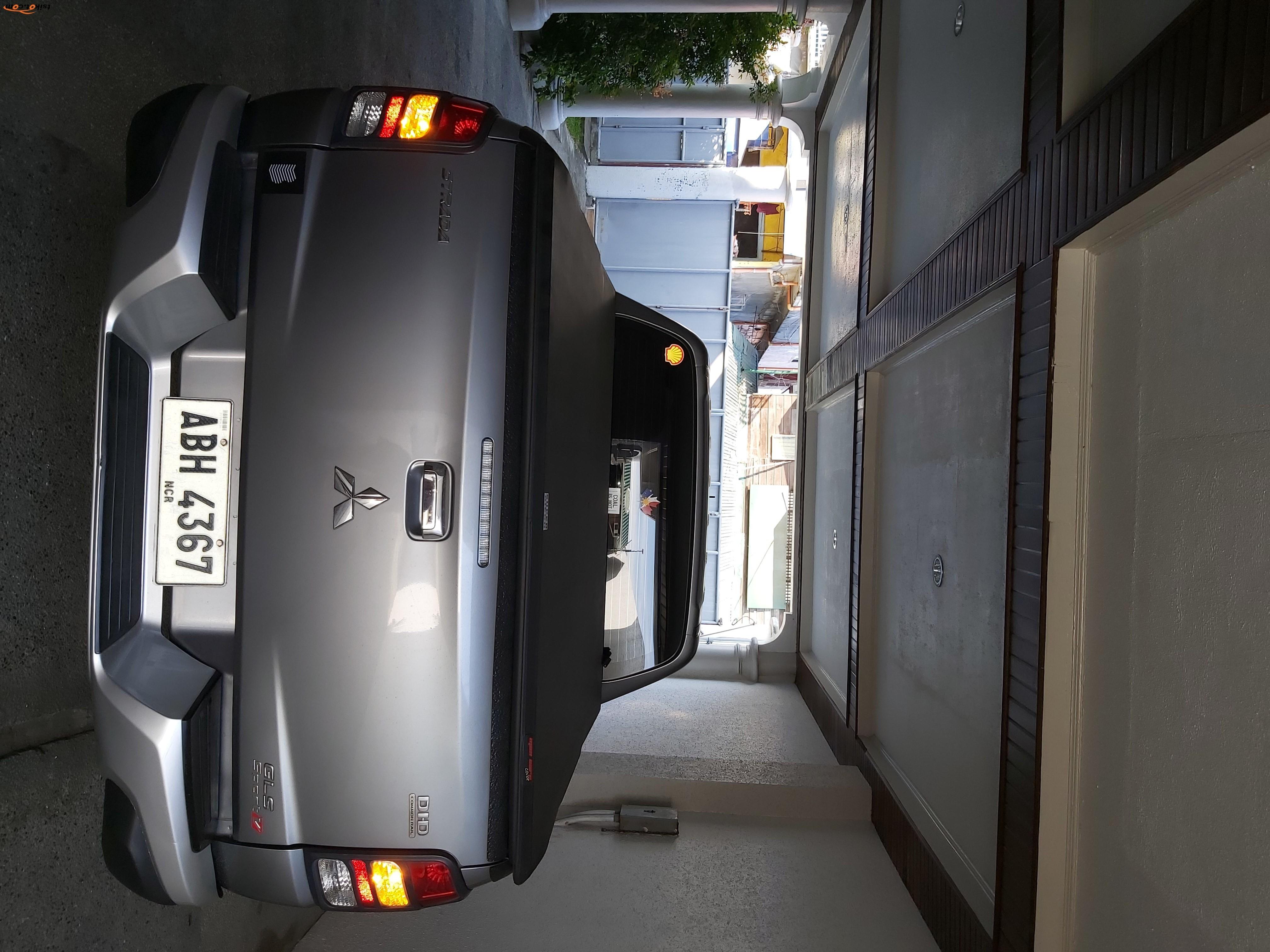 Mitsubishi Strada 2015 - 4
