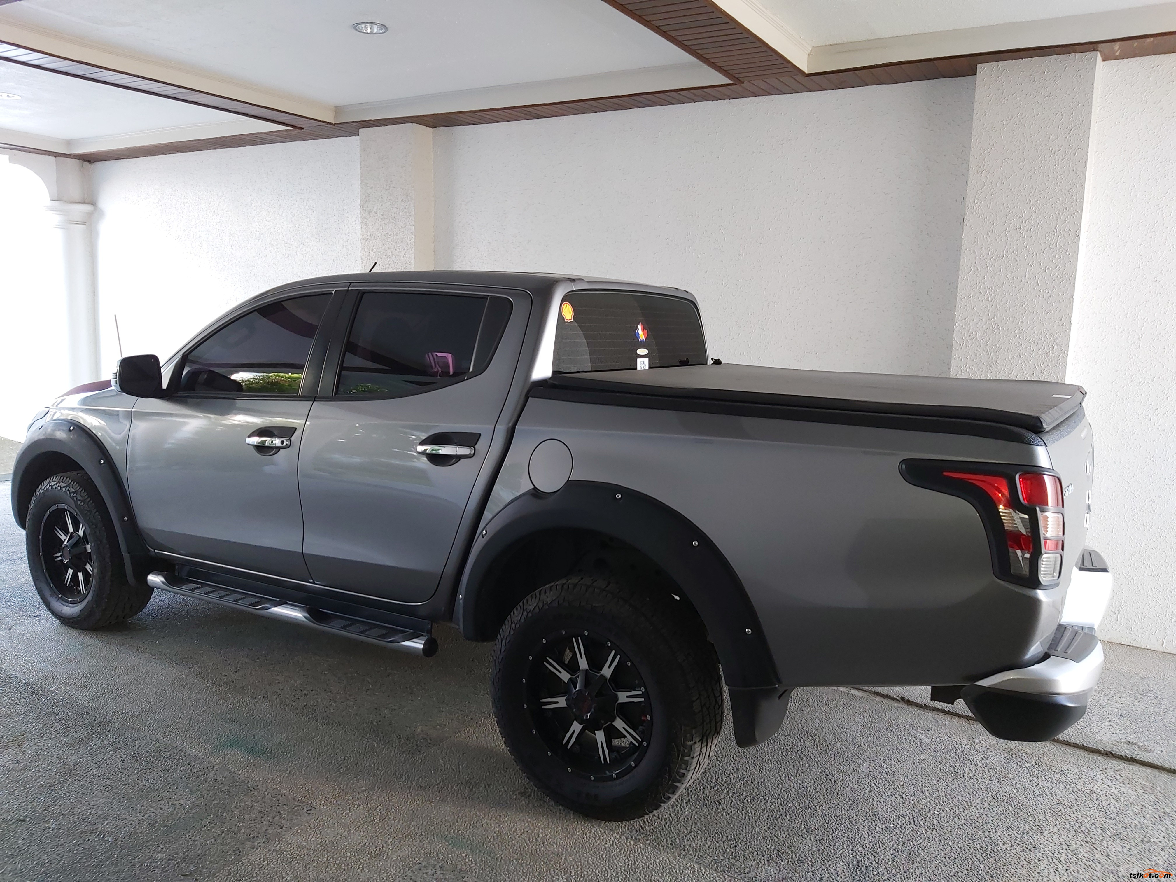 Mitsubishi Strada 2015 - 6