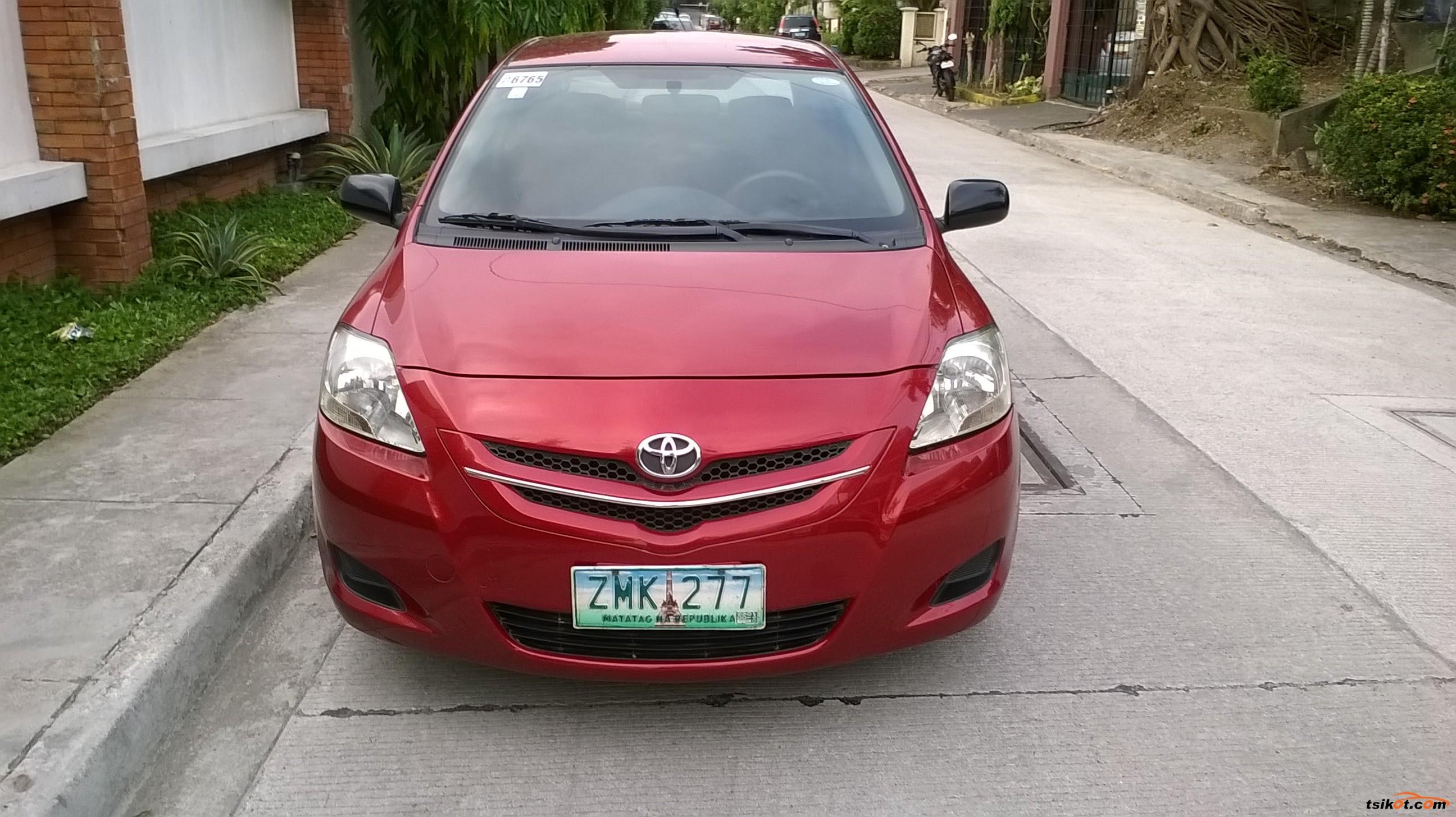 Toyota Vios 2008 - 2