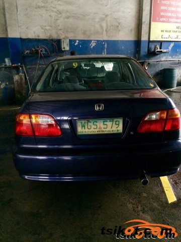 Honda Civic 1999 - 4