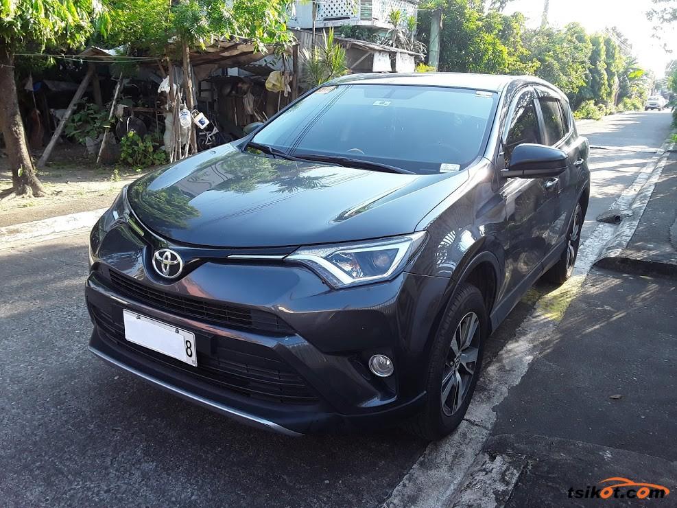 Toyota Rav4 2018 - 1
