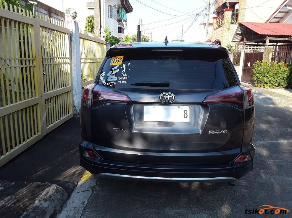 Toyota Rav4 2018 - 2