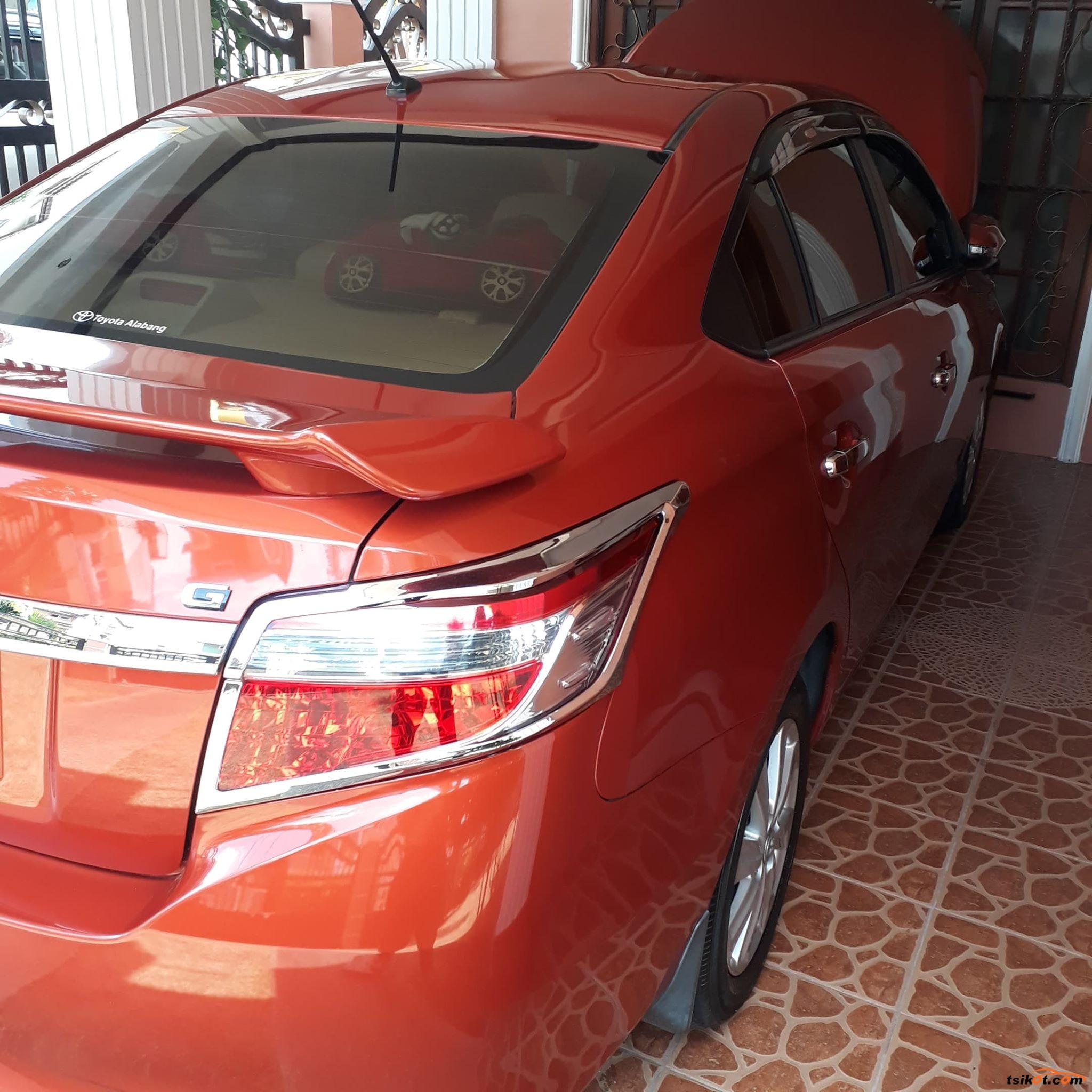 Toyota Vios 2013 - 6