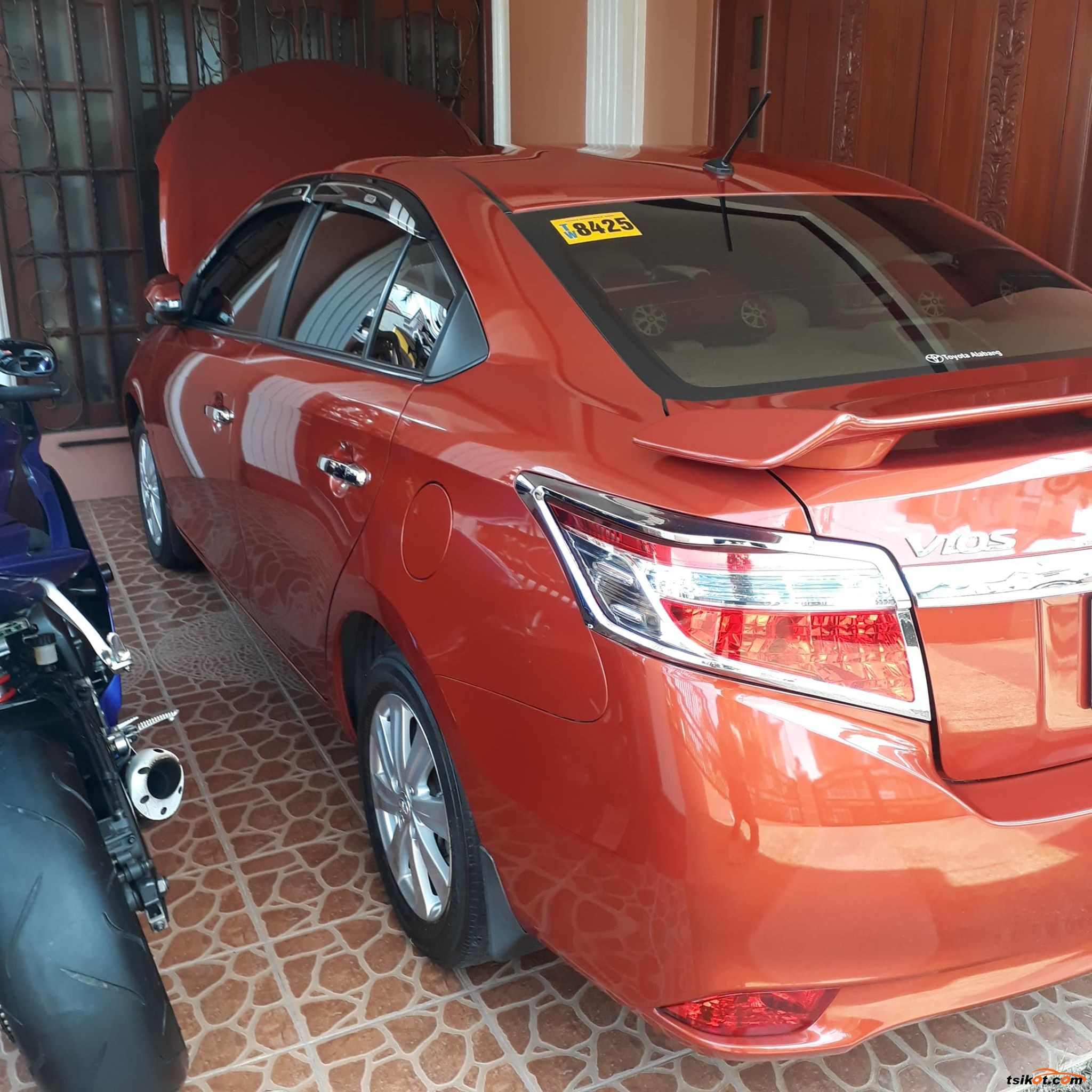 Toyota Vios 2013 - 7