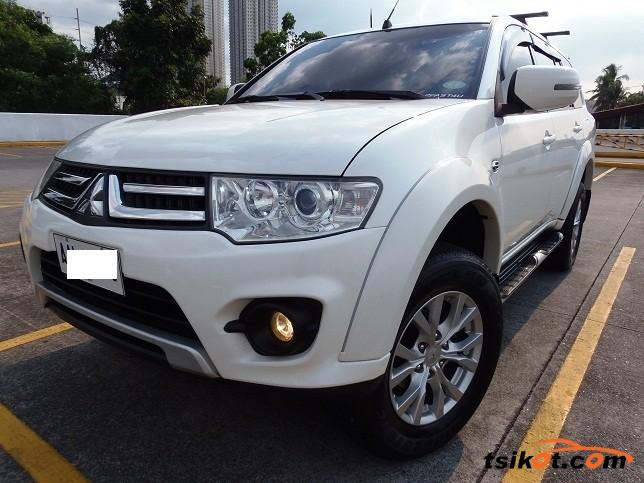 Mitsubishi Montero 2014 - 2