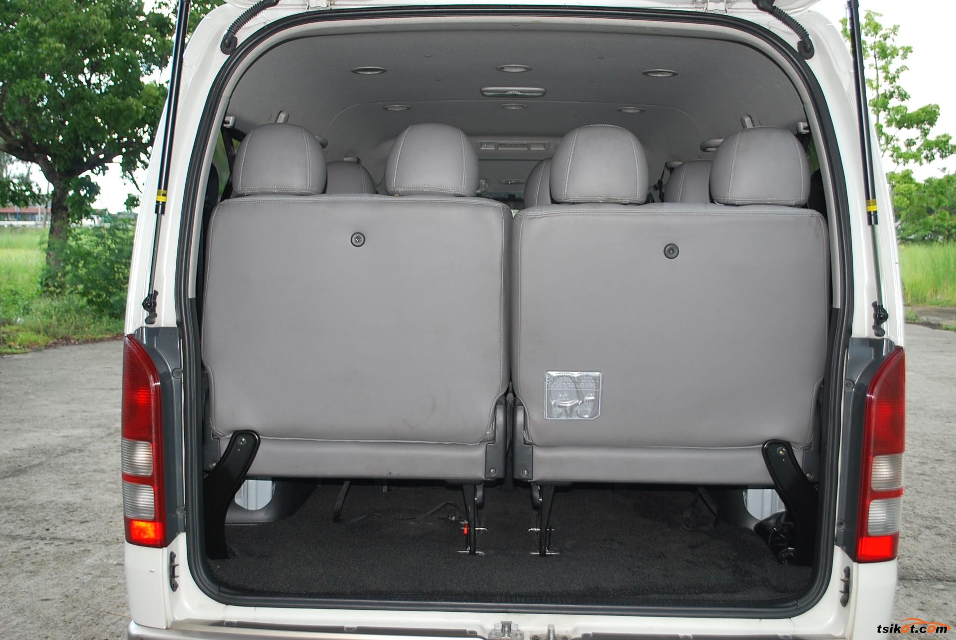 Toyota Hiace 2016 - 10