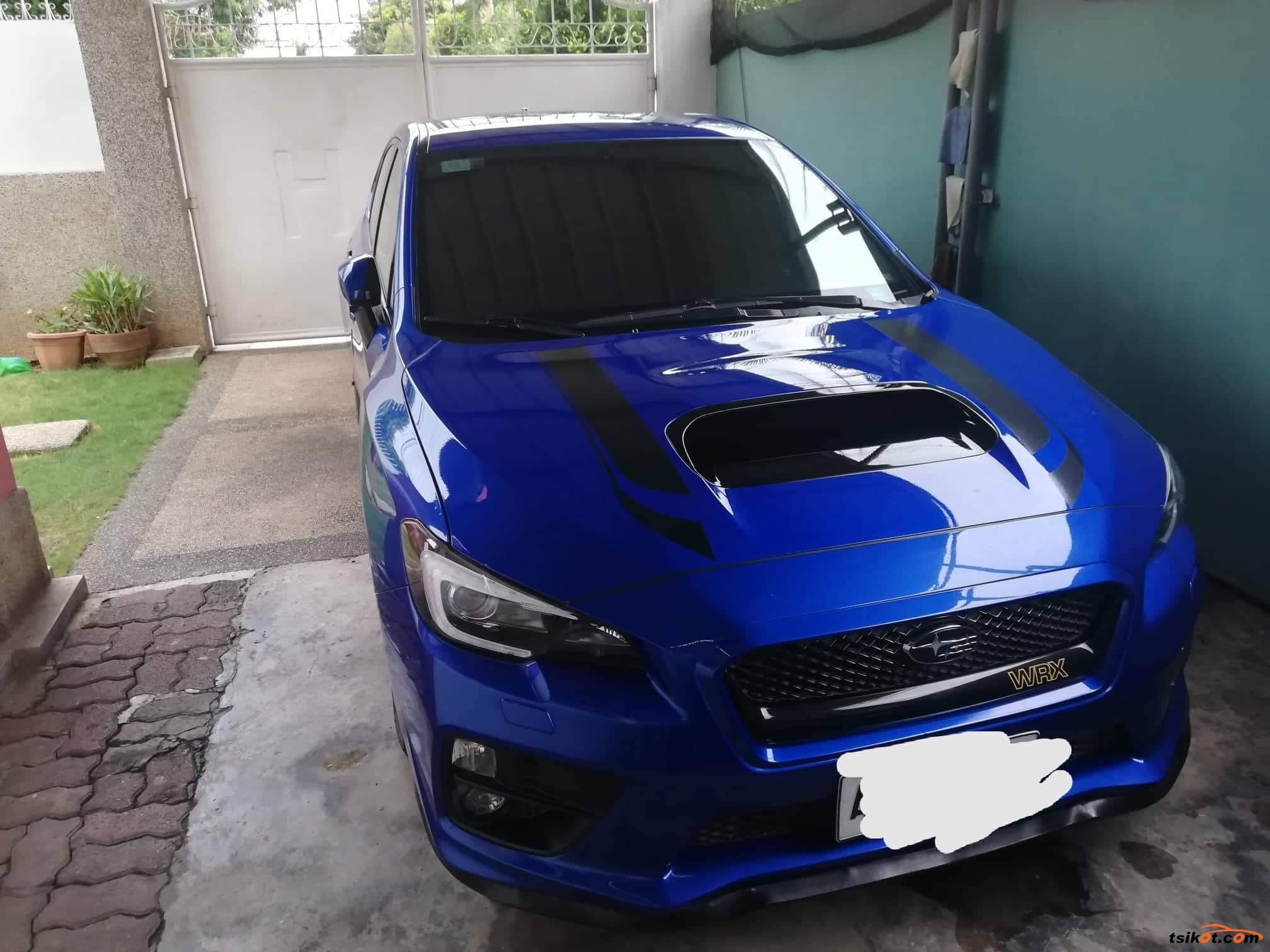 Subaru Wrx 2015 - 2