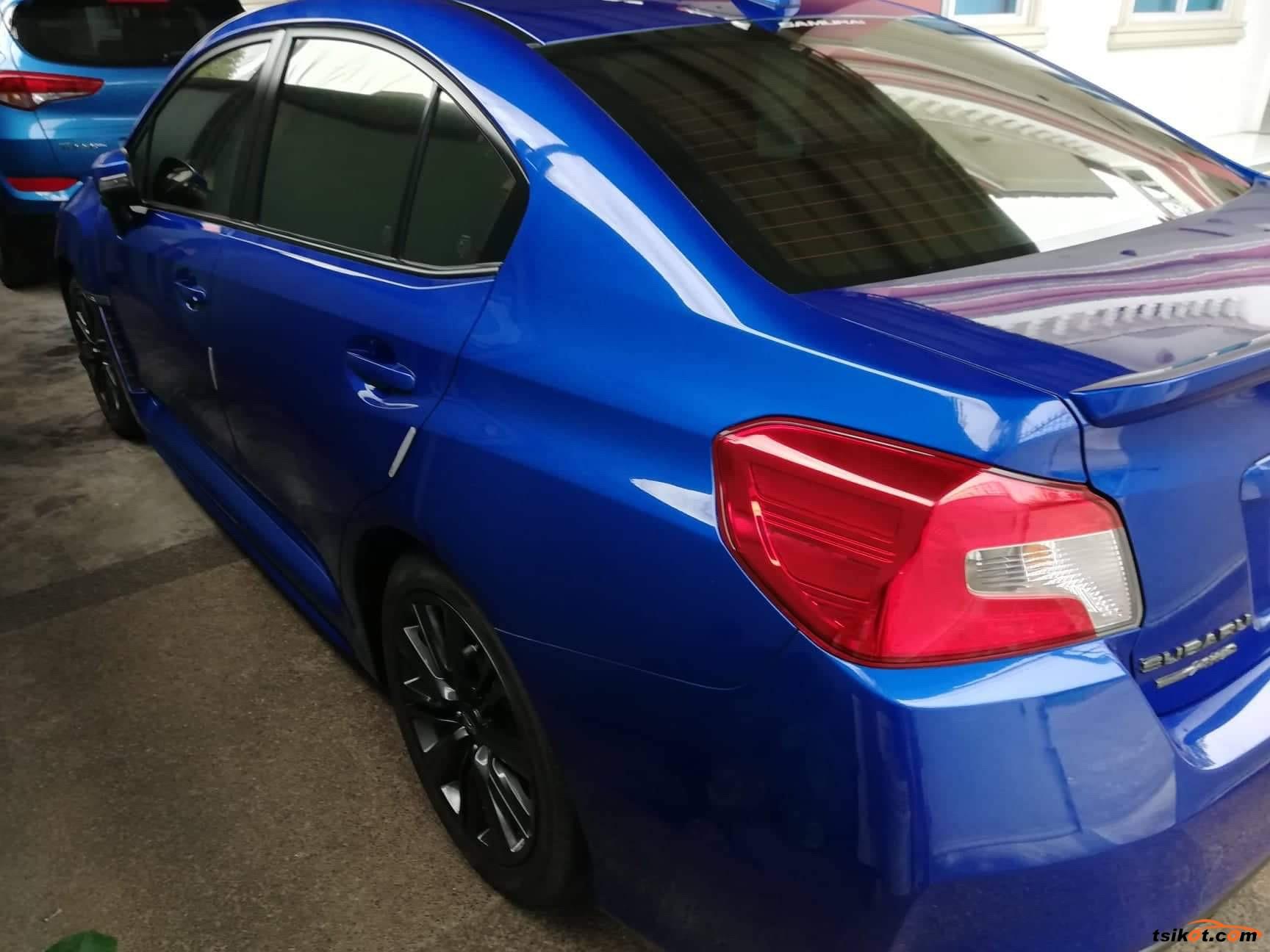Subaru Wrx 2015 - 3