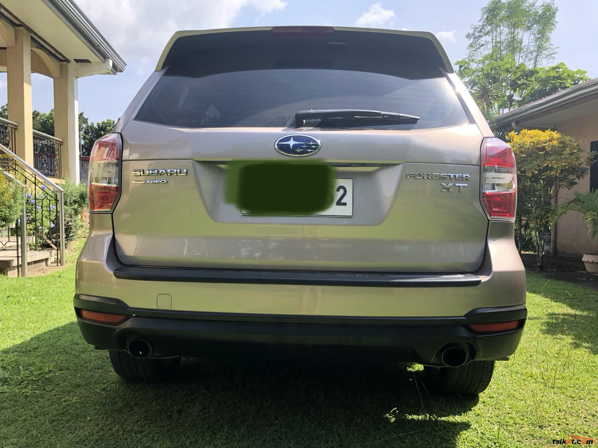 Subaru Xt 2015 - 4