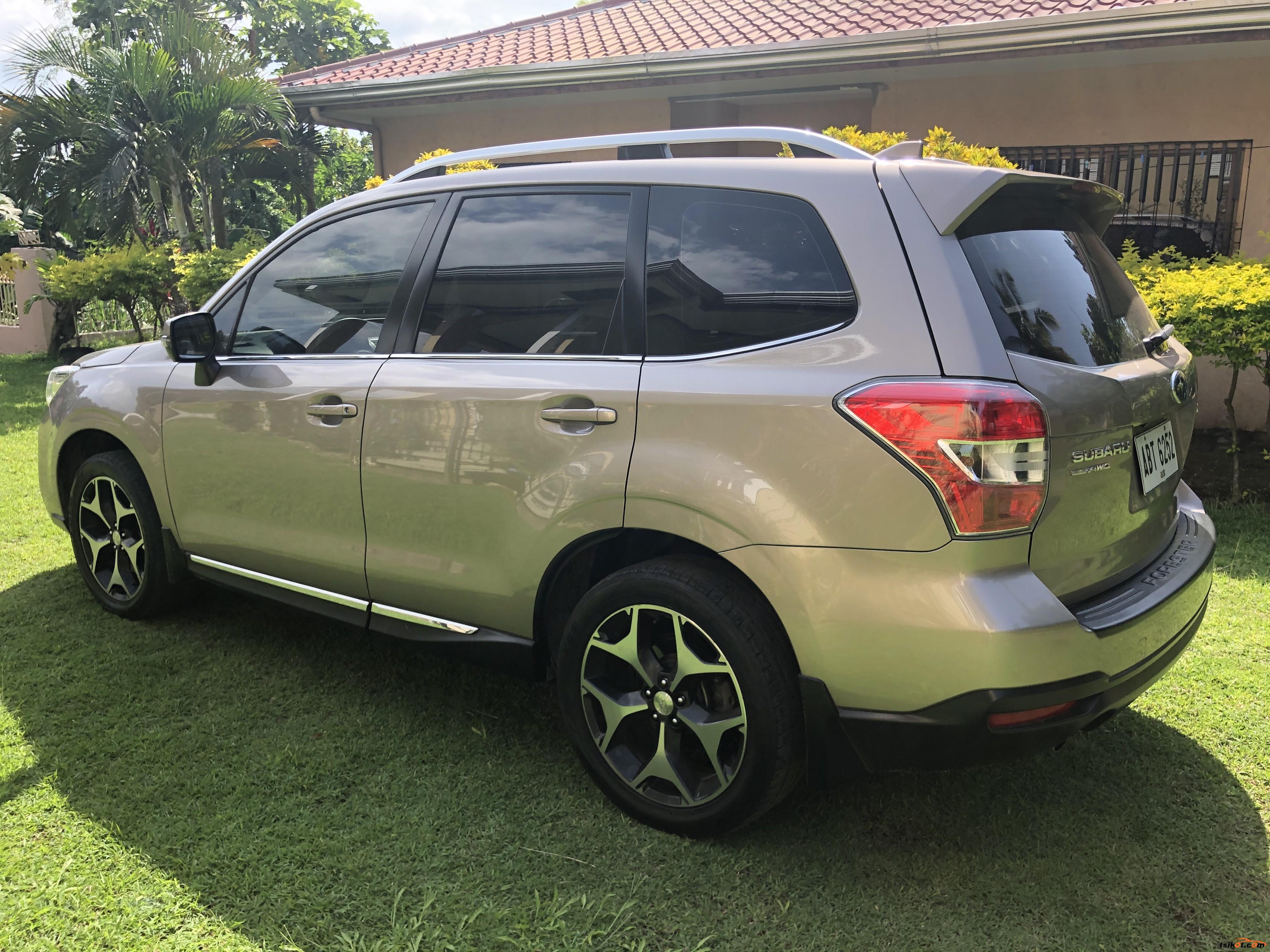 Subaru Xt 2015 - 5