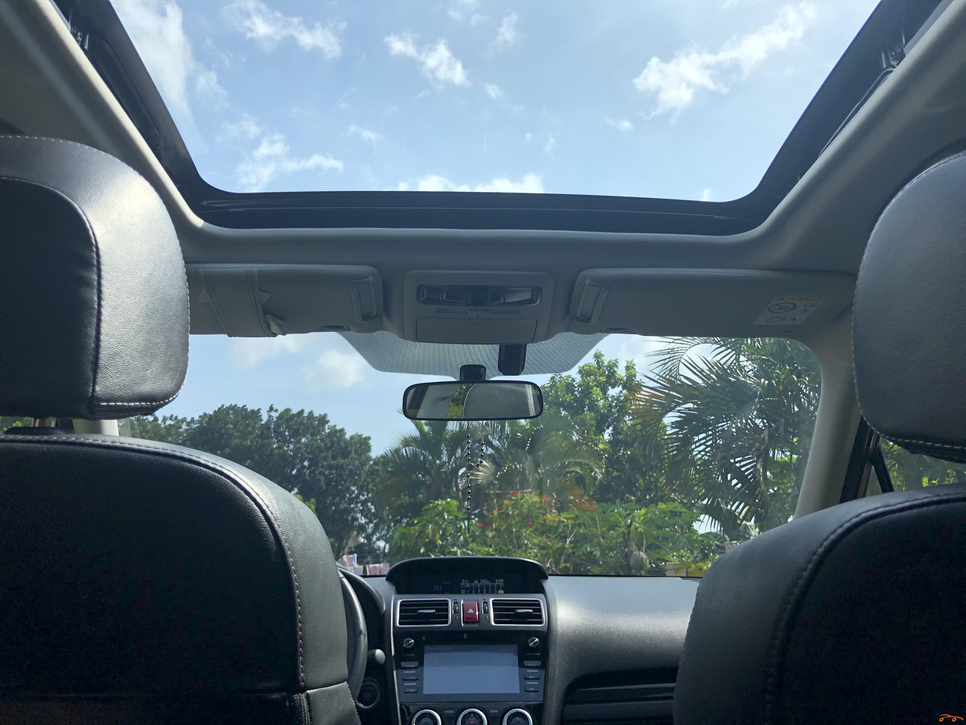 Subaru Xt 2015 - 9