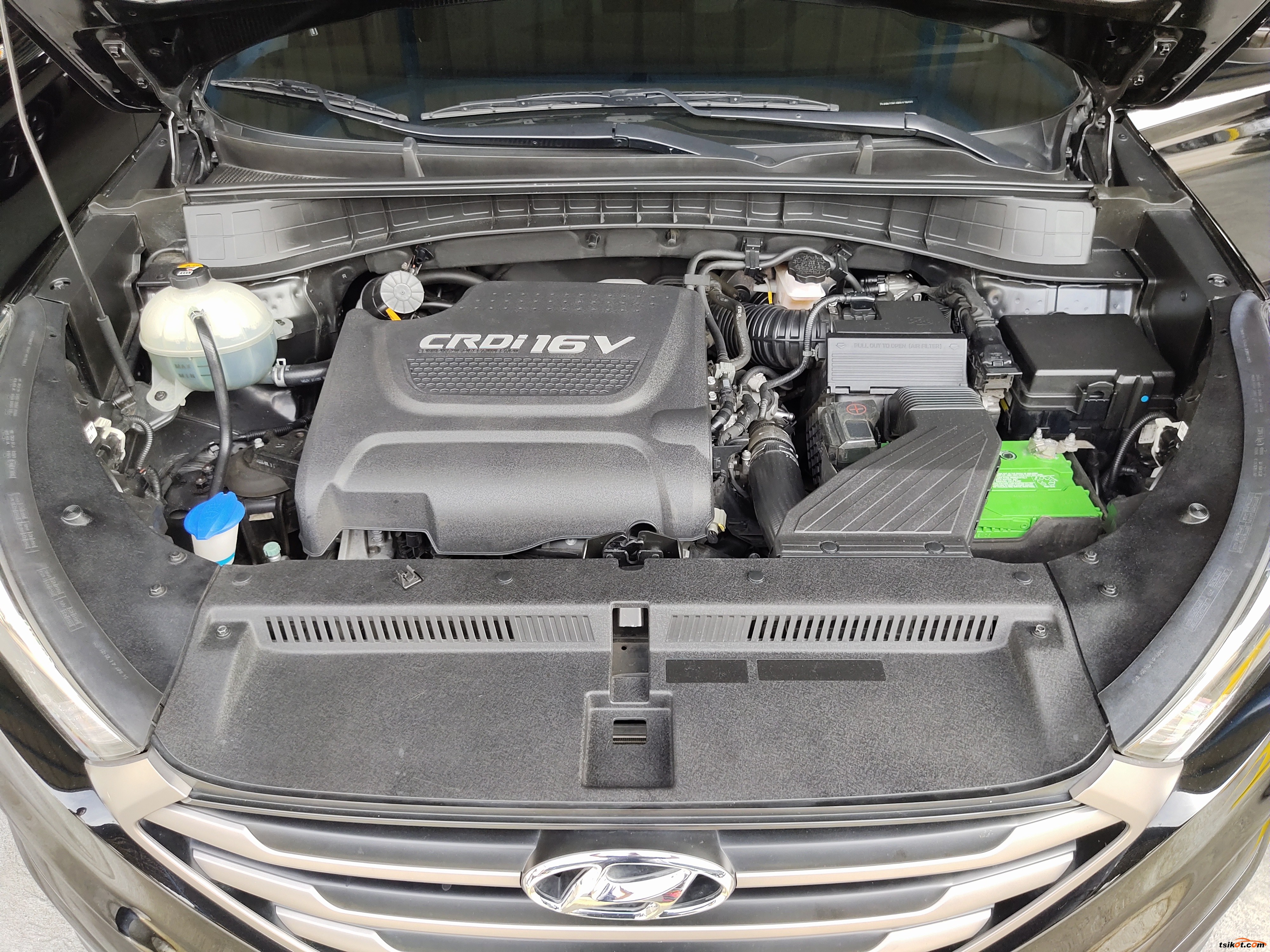 Hyundai Tucson 2016 - 10