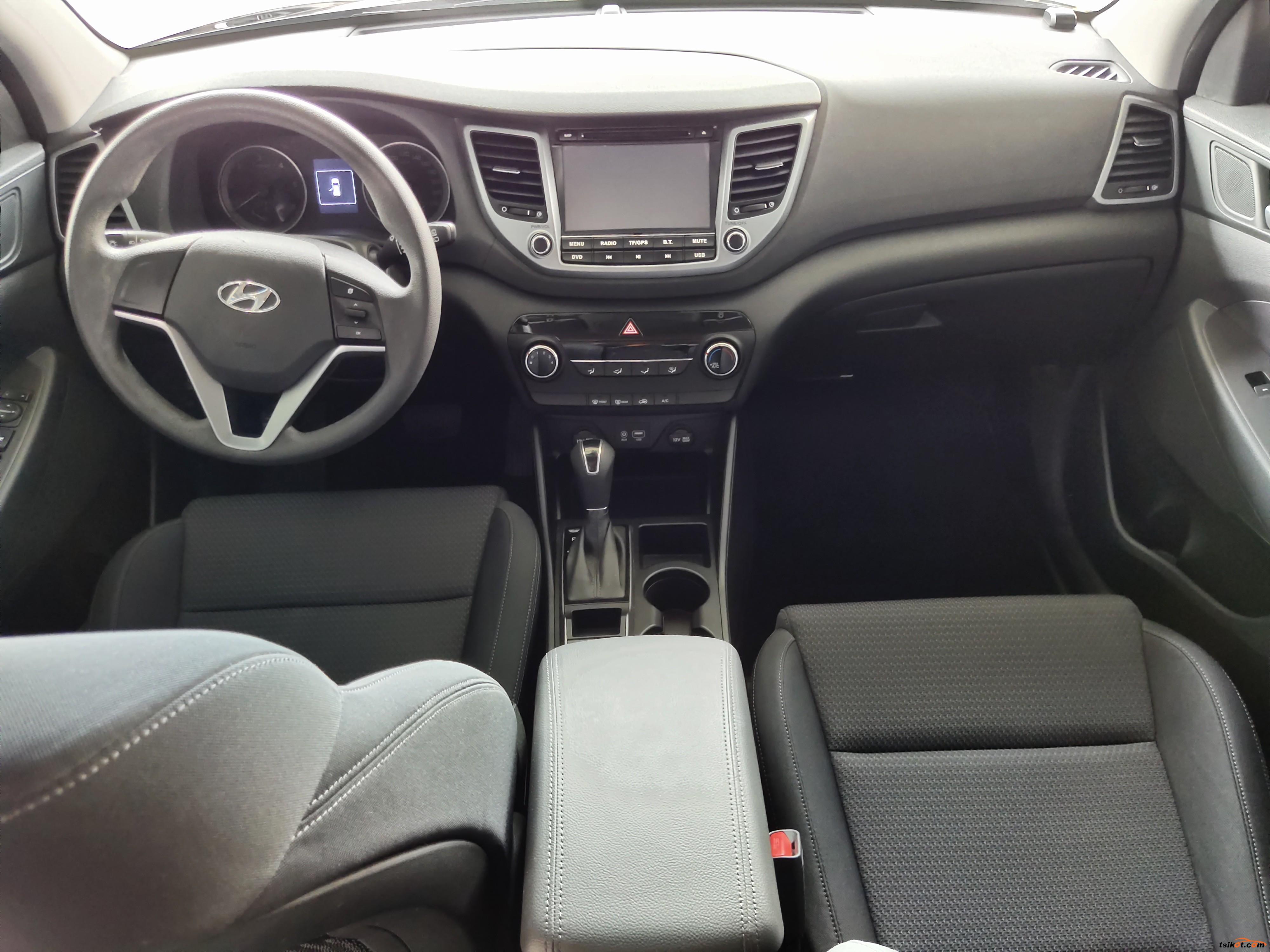 Hyundai Tucson 2016 - 7