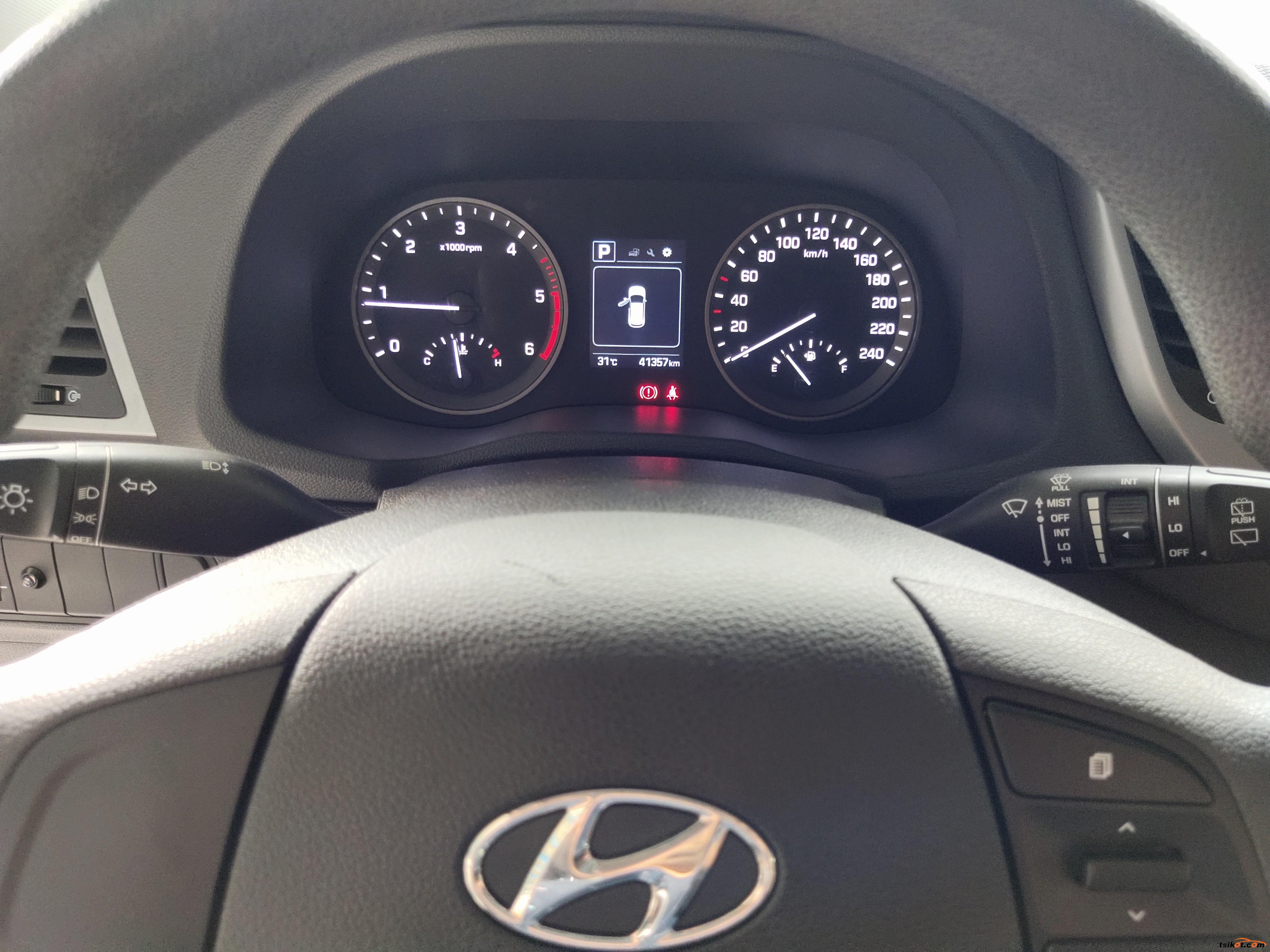 Hyundai Tucson 2016 - 8