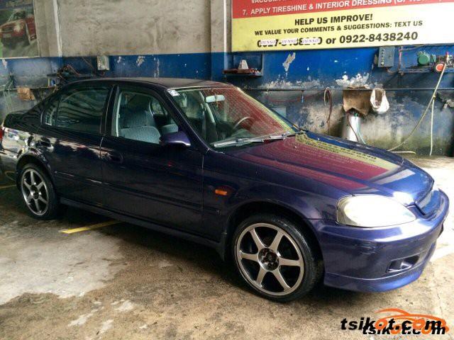 Honda Civic 1999 - 4