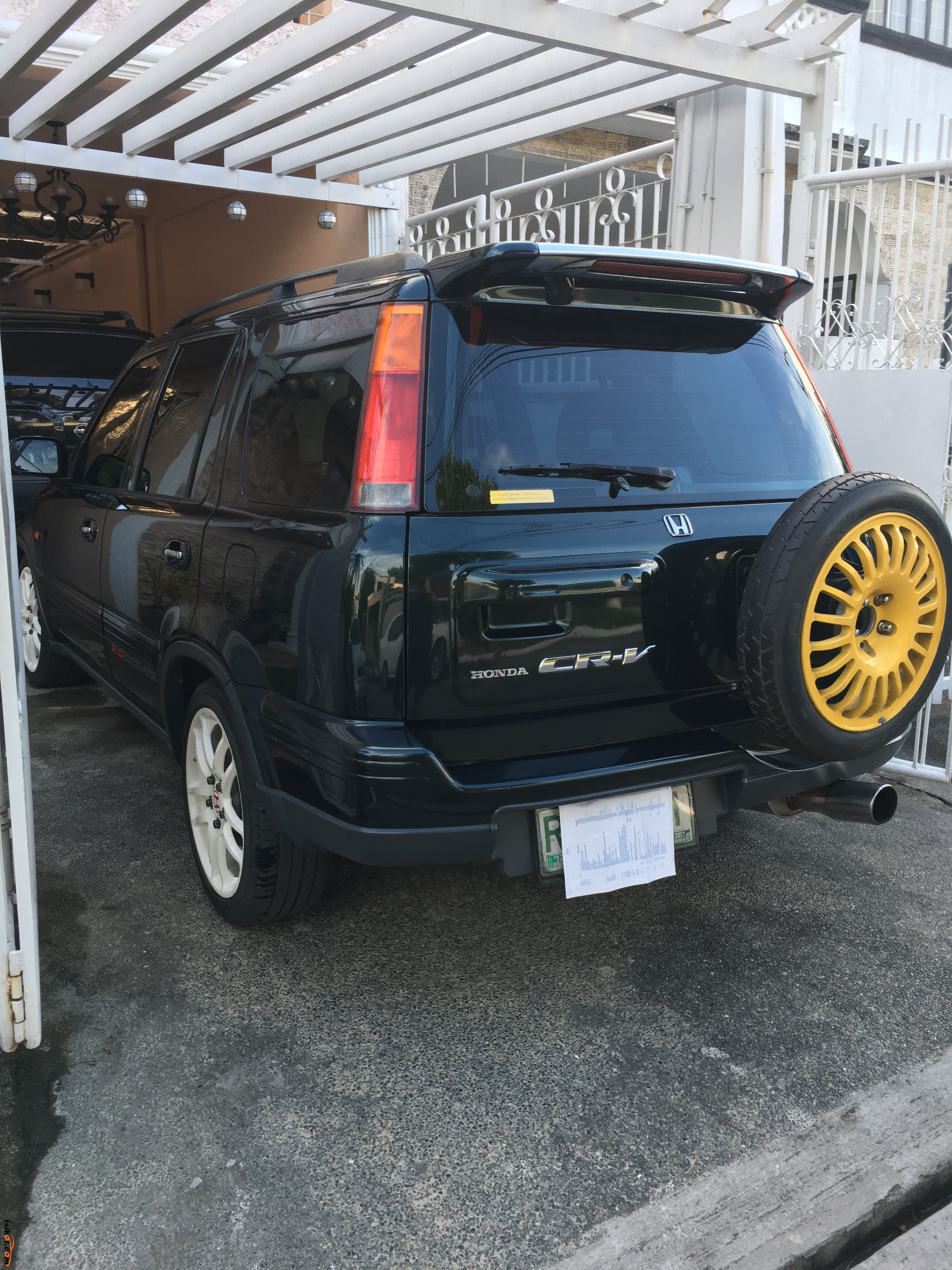 Honda Cr-V 2001 - 2