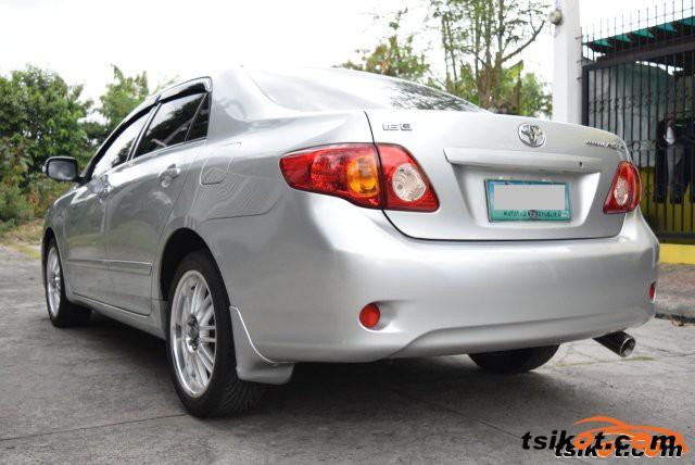 Toyota Corolla 2009 - 5