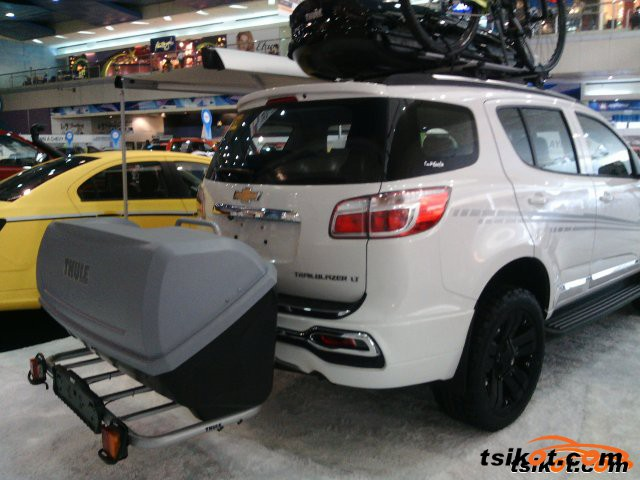 Chevrolet Trailblazer 2015 - 1