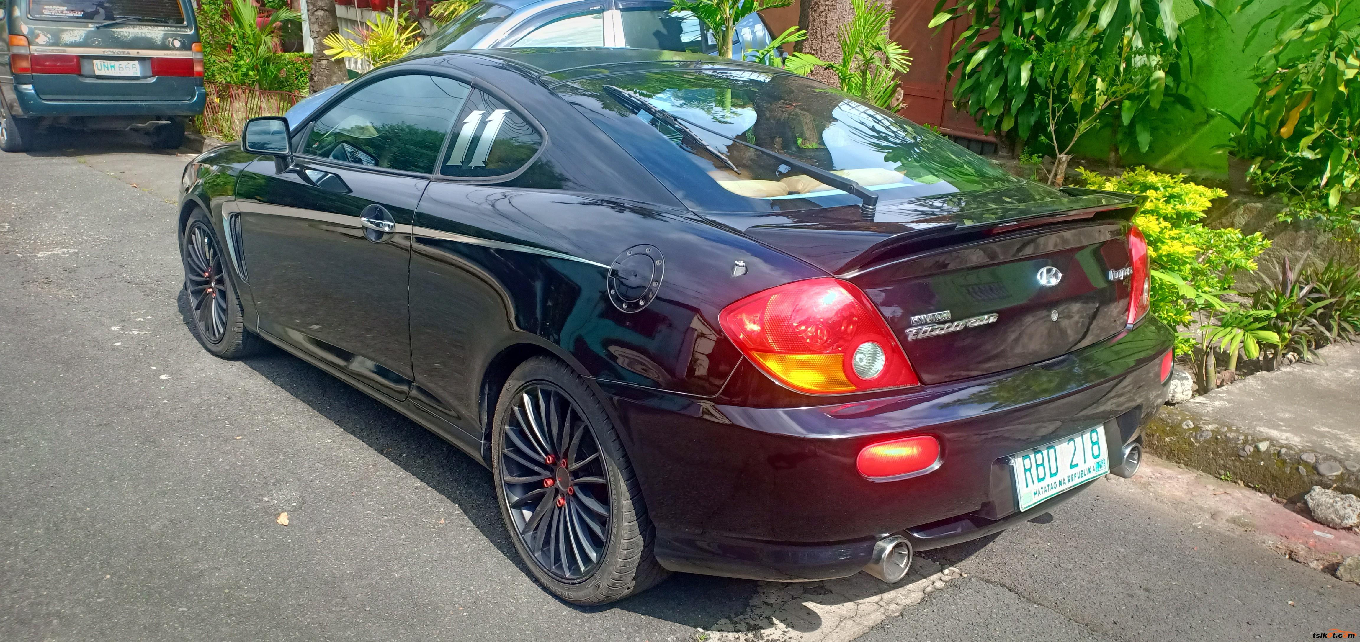 Hyundai Coupe 2004 - 2