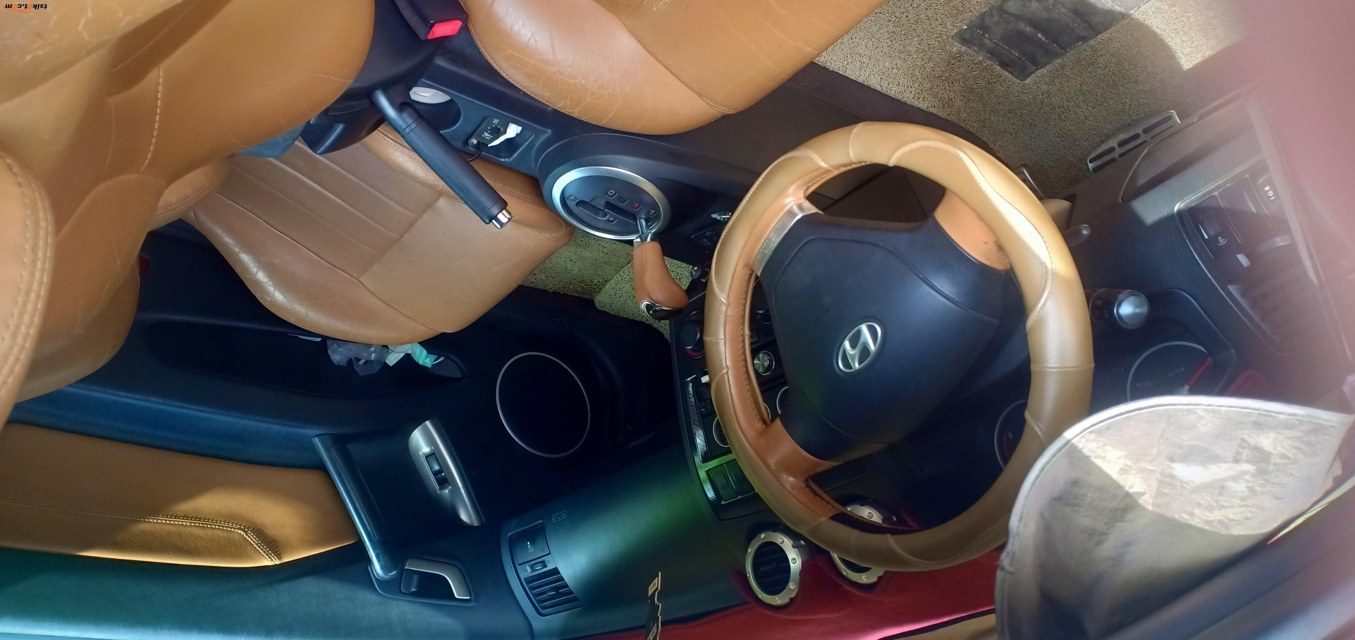Hyundai Coupe 2004 - 3