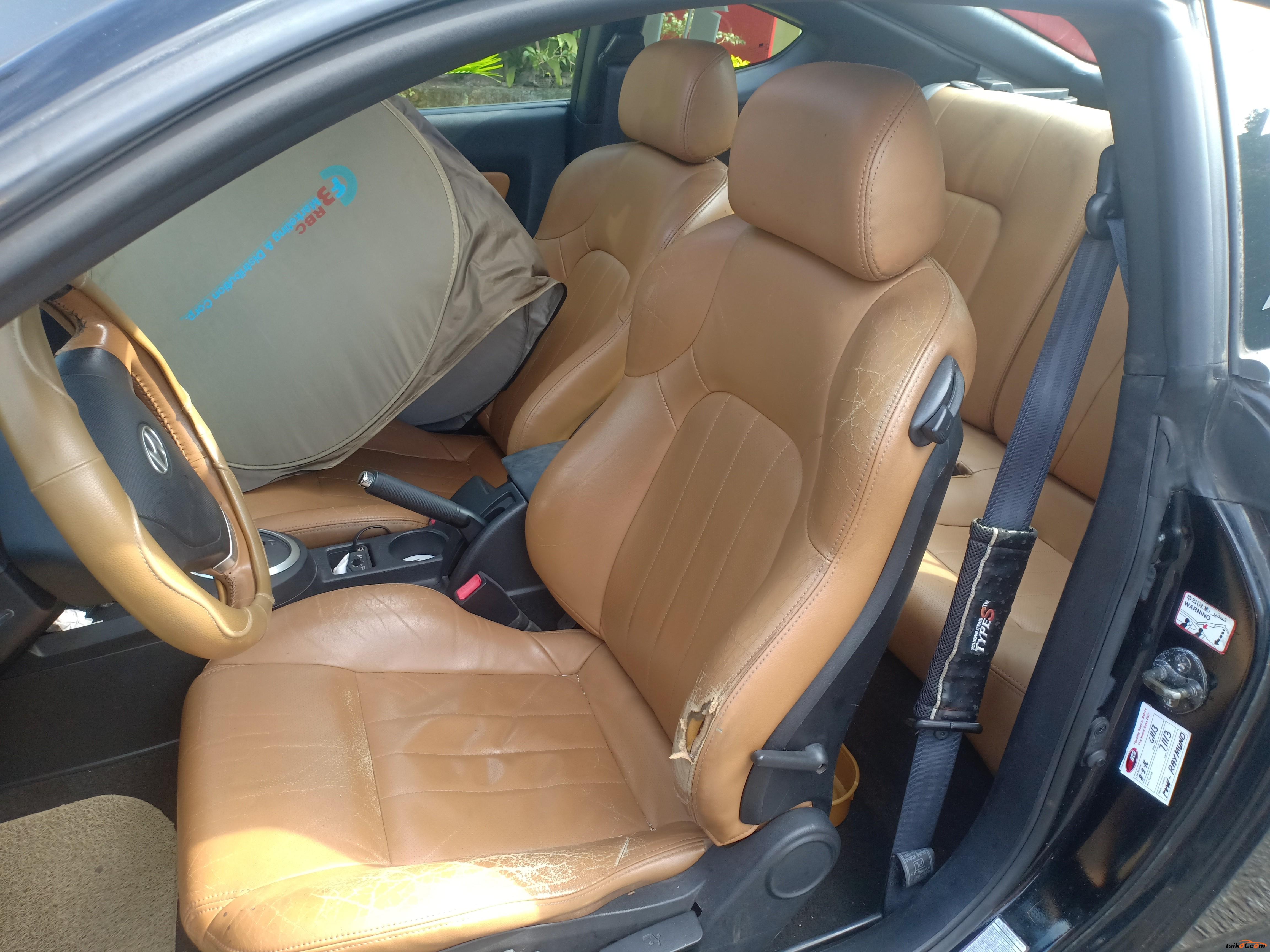 Hyundai Coupe 2004 - 6