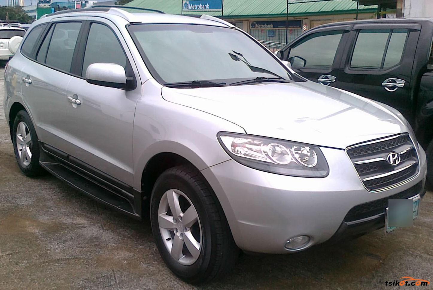 Hyundai Santa Fe 2007 - 3