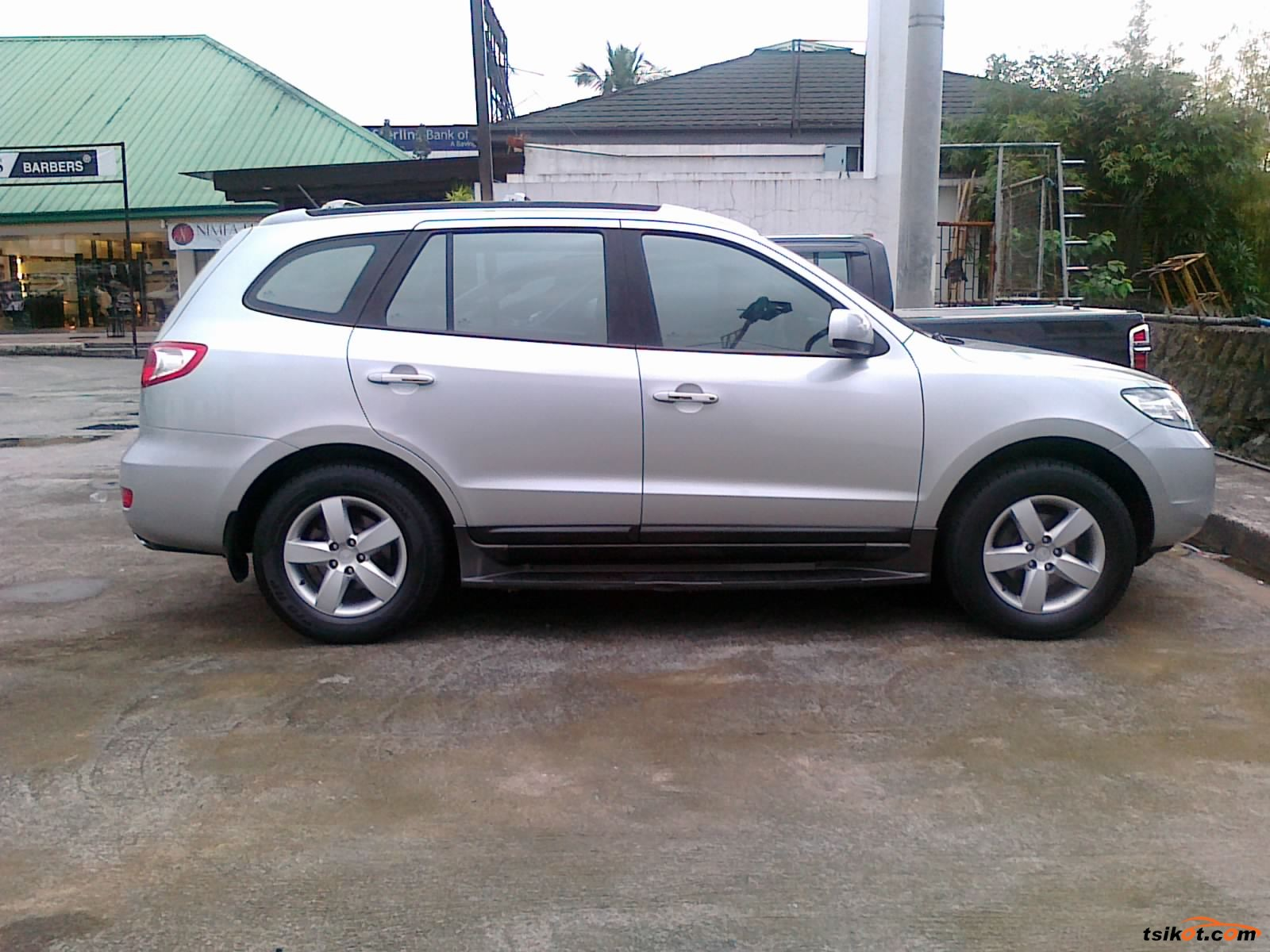 Hyundai Santa Fe 2007 - 5