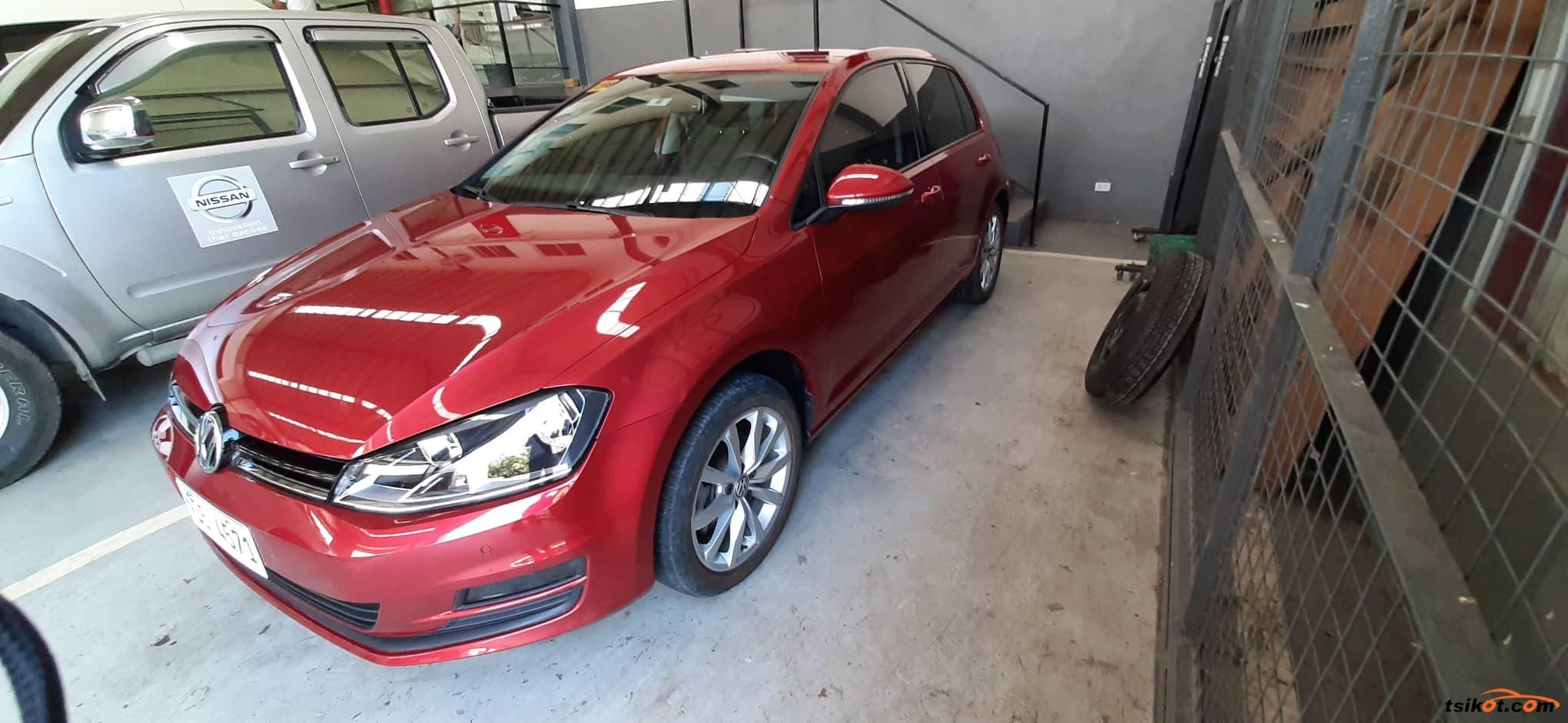 Volkswagen Golf 2016 - 1