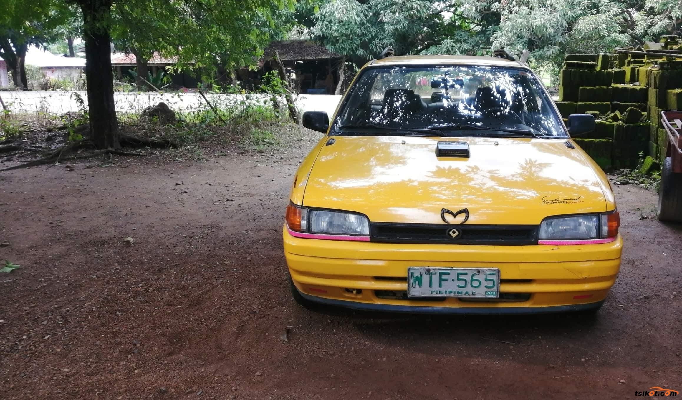 Mazda 323 1997 - 7