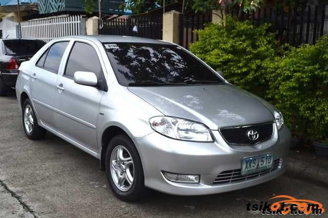 Toyota Vios 2003 - 2