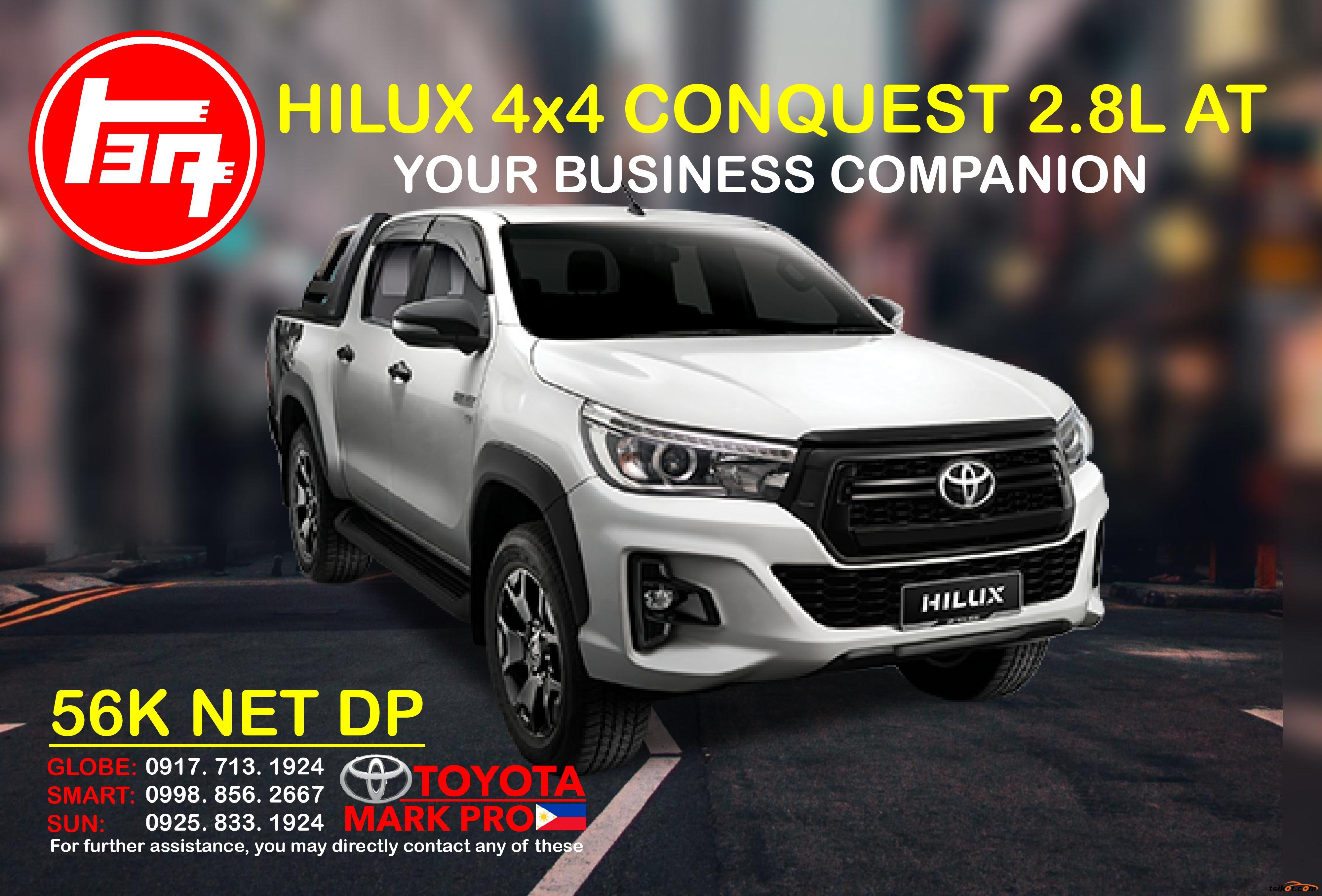 Toyota Hilux 2018 - 4