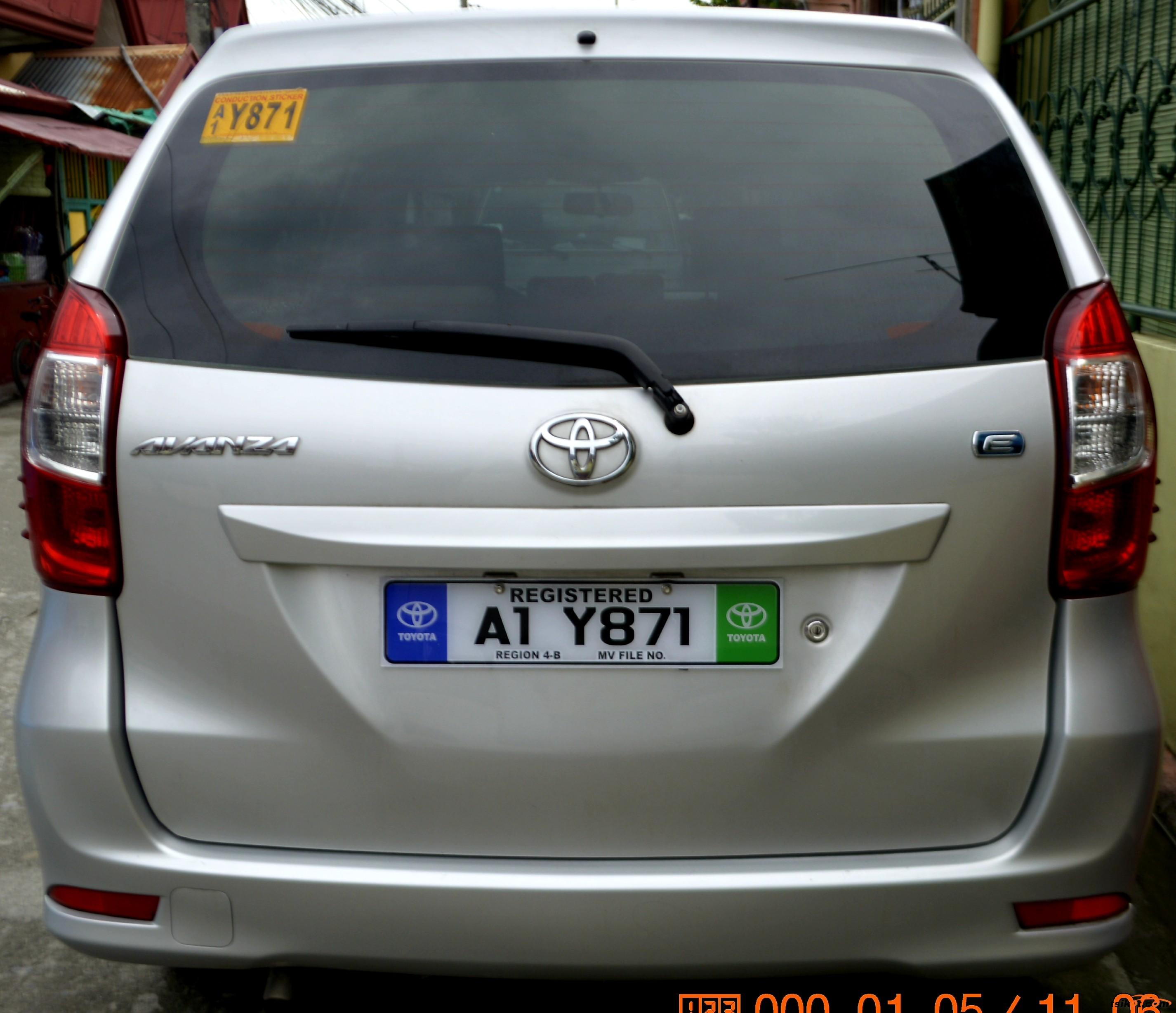 Toyota Avanza 2018 - 4